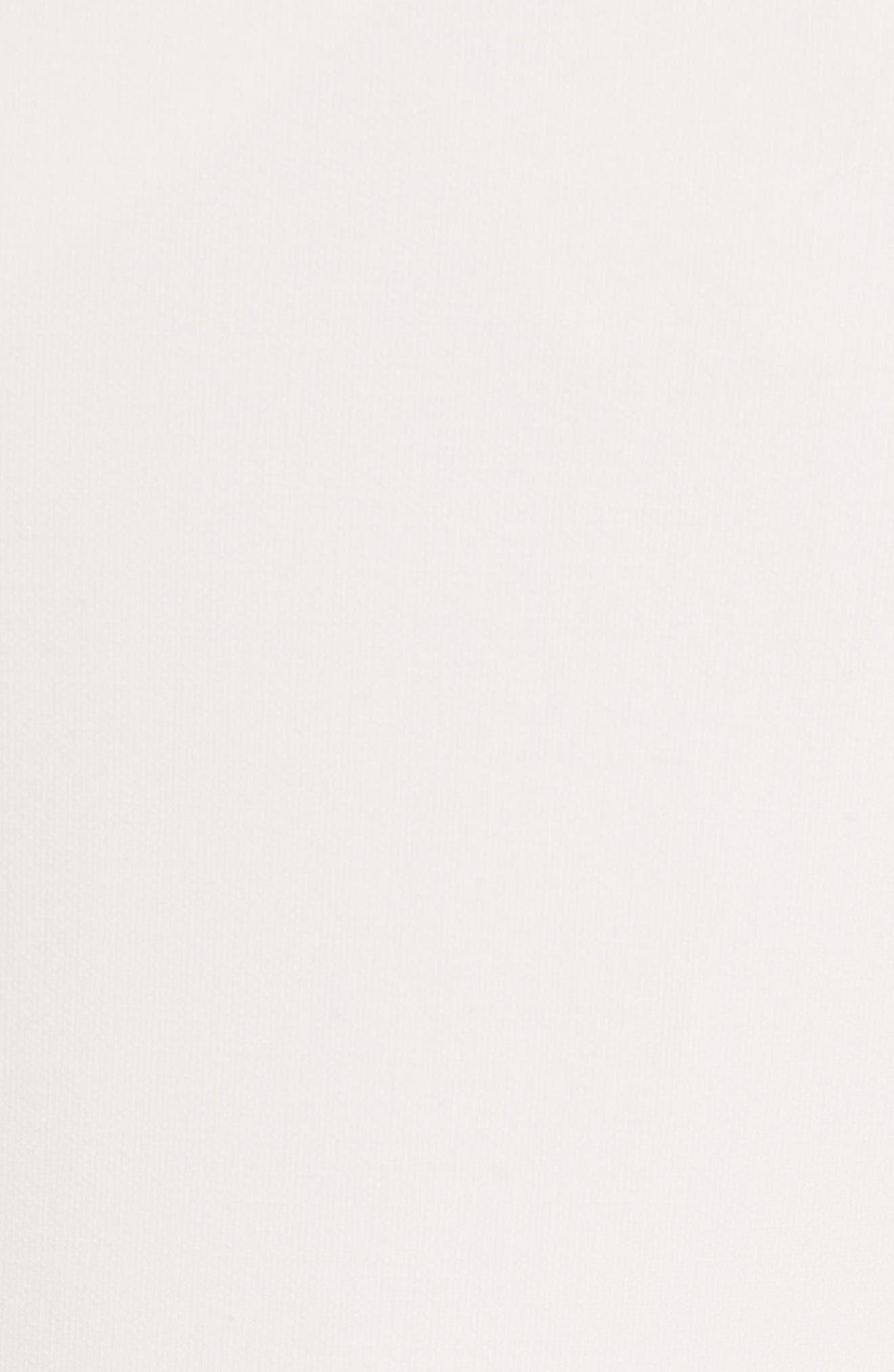 Pia Ruffle Trim One-Shoulder Dress,                             Alternate thumbnail 5, color,                             Pearl Blush