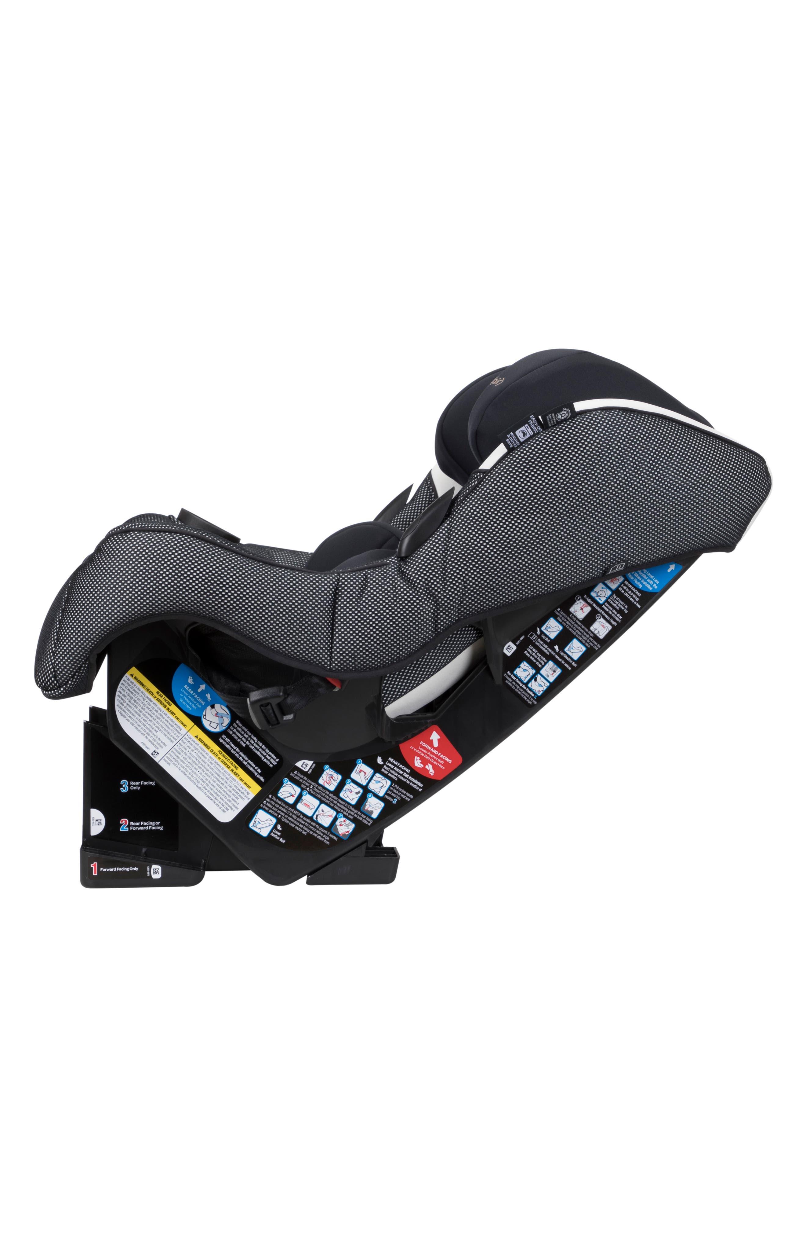 x Rachel Zoe Pria<sup>™</sup> 85 Luxe Sport Max Convertible Car Seat,                             Alternate thumbnail 5, color,                             Rz Luxe Sport