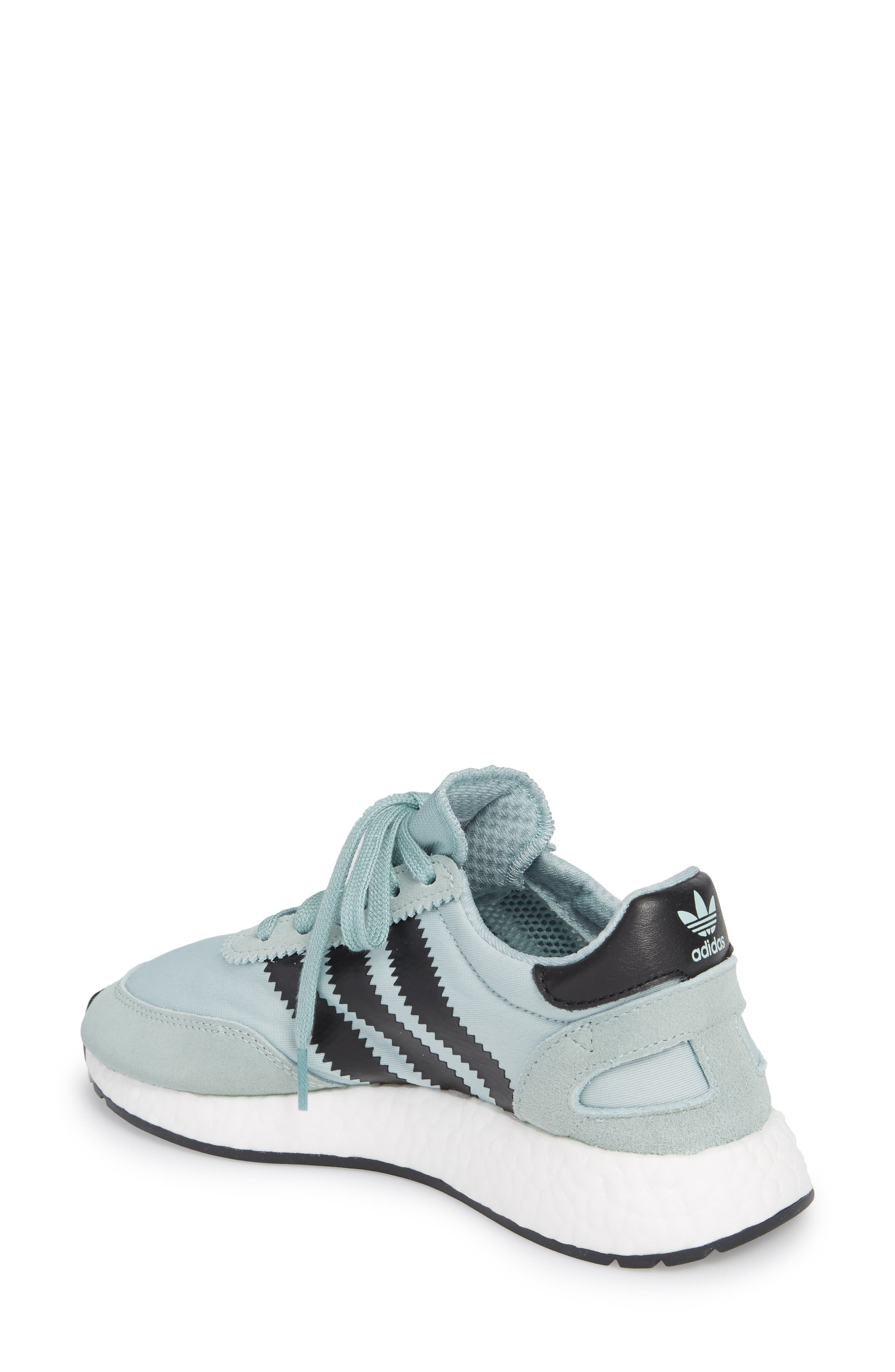 I-5923 Sneaker,                             Alternate thumbnail 2, color,                             Tactile Green/ Black/ White