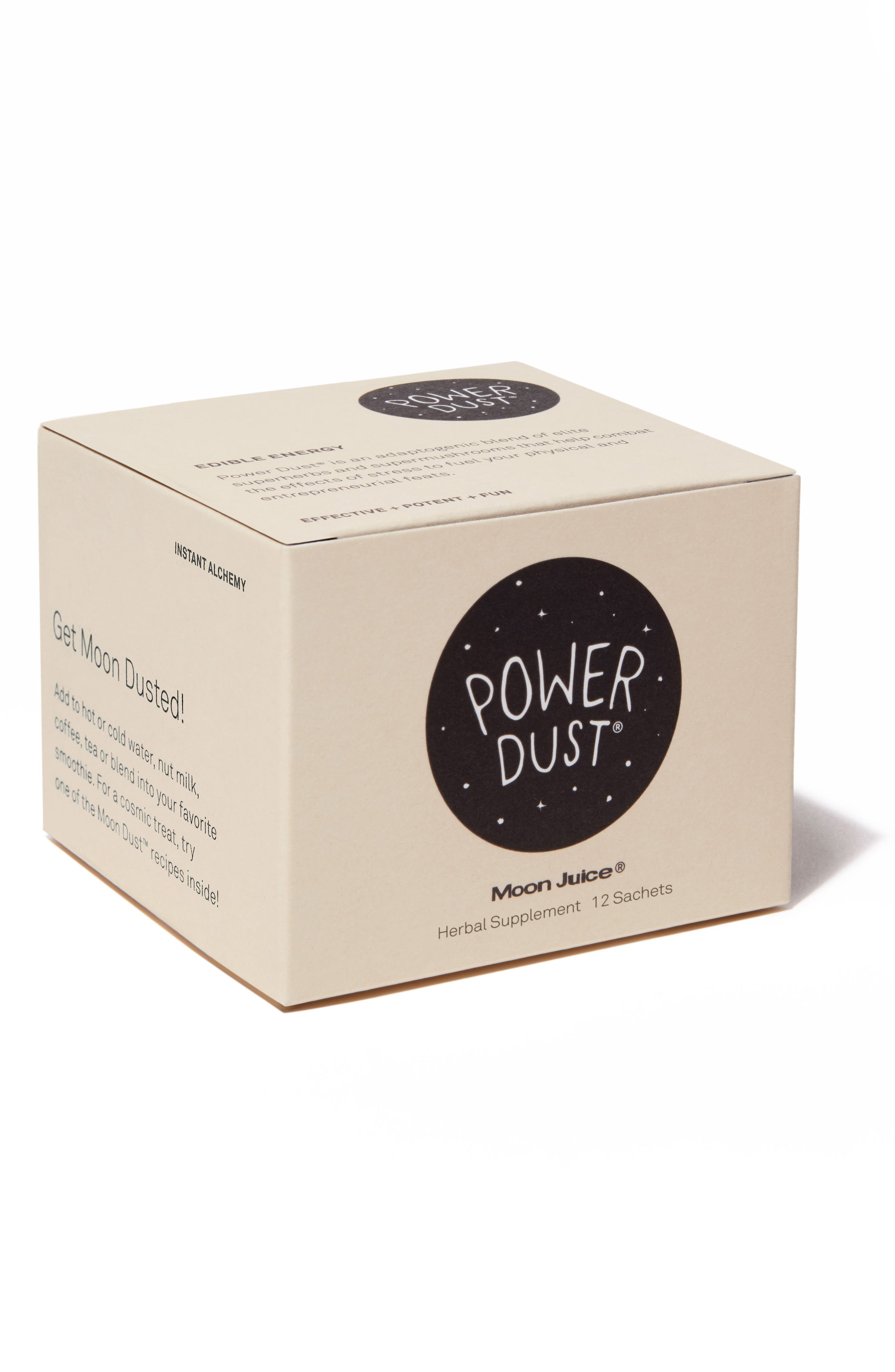 Moon Juice Power Dust® 12-Pack Sachet Box