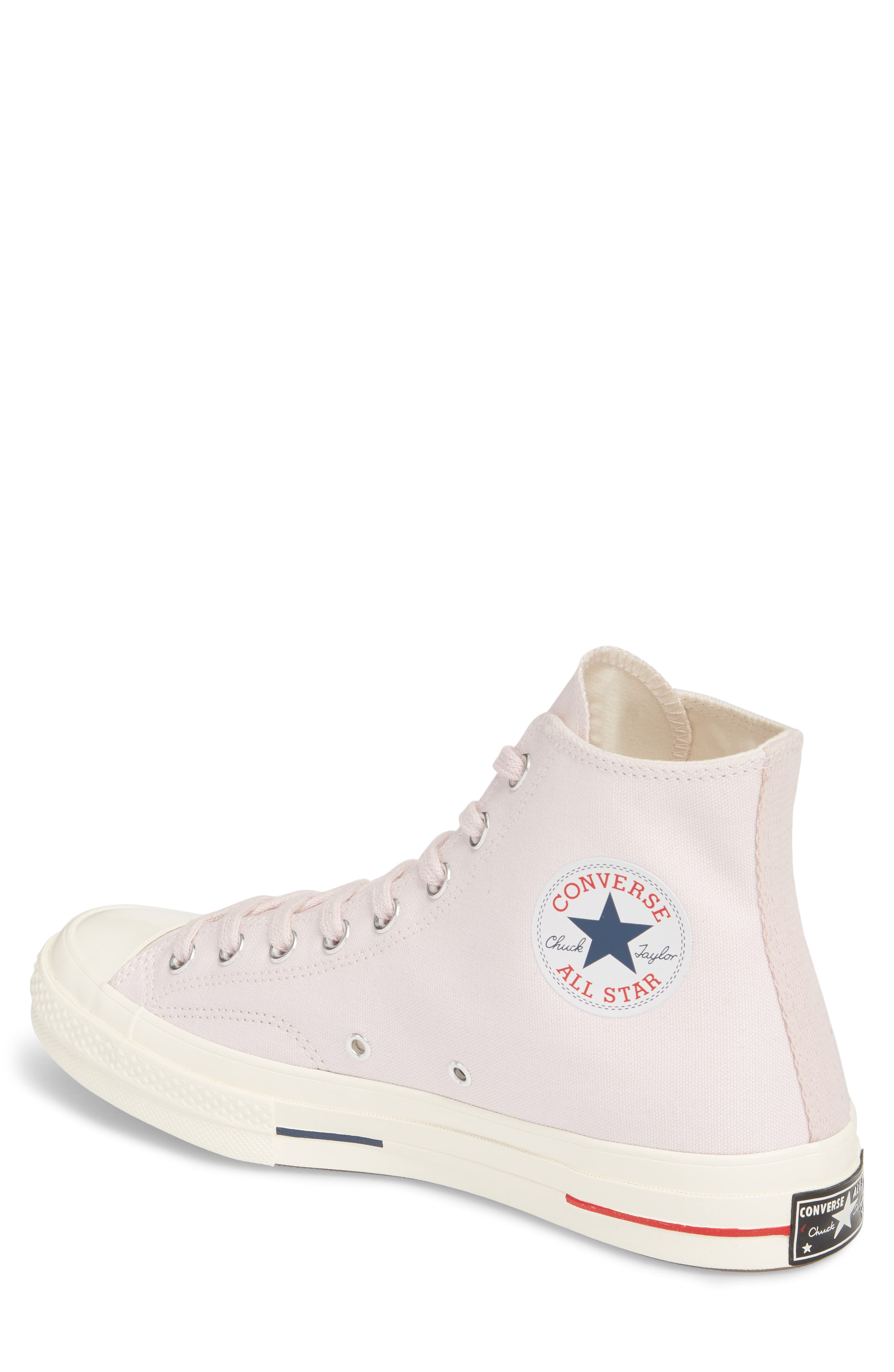 Chuck Taylor<sup>®</sup> All Star<sup>®</sup> '70 Heritage High Top Sneaker,                             Alternate thumbnail 2, color,                             Barely Rose