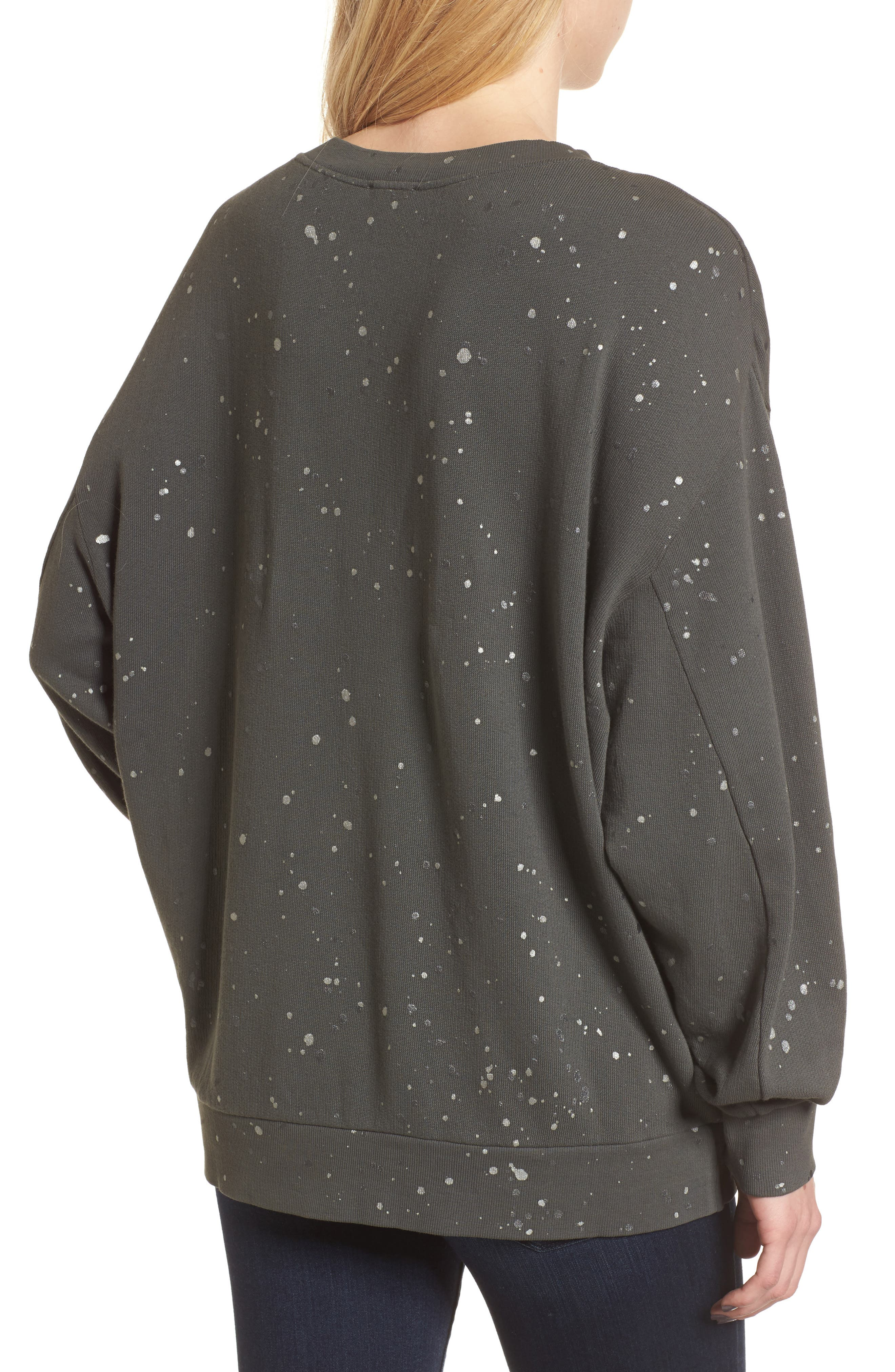 Alternate Image 2  - Splendid Graphic Sweatshirt