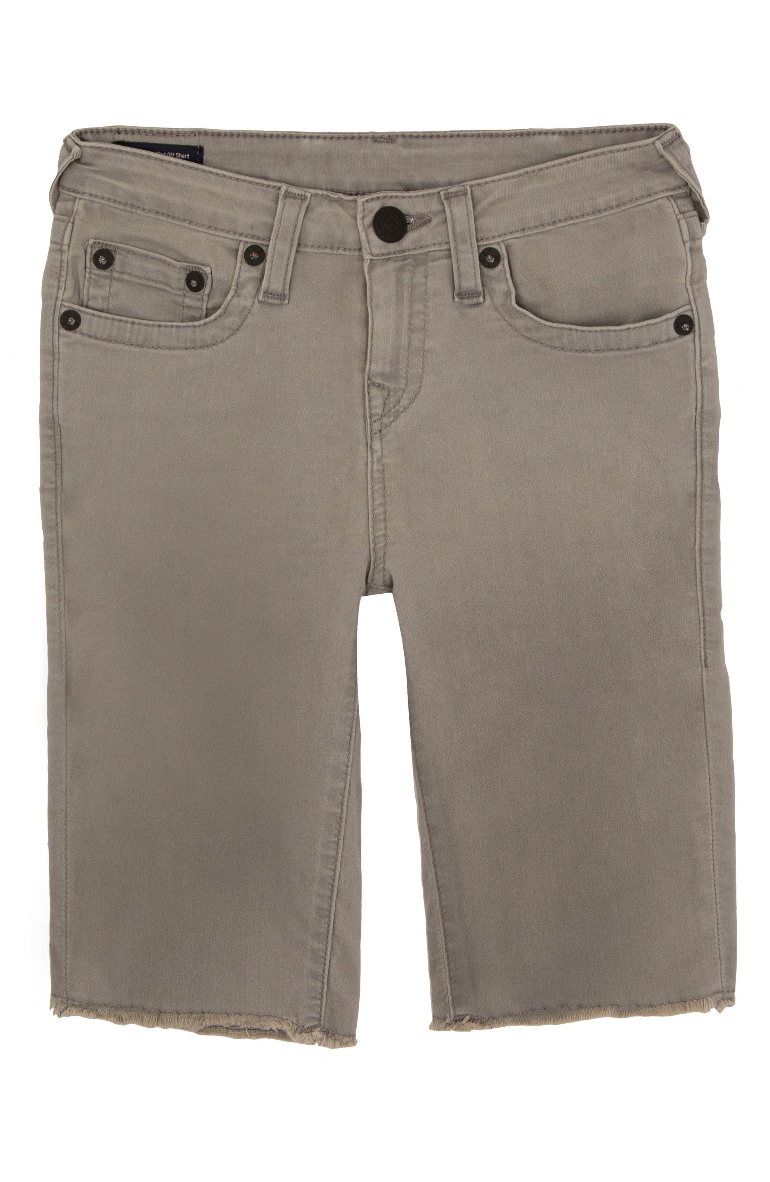 Geno Shorts,                             Main thumbnail 1, color,                             Grey Sky