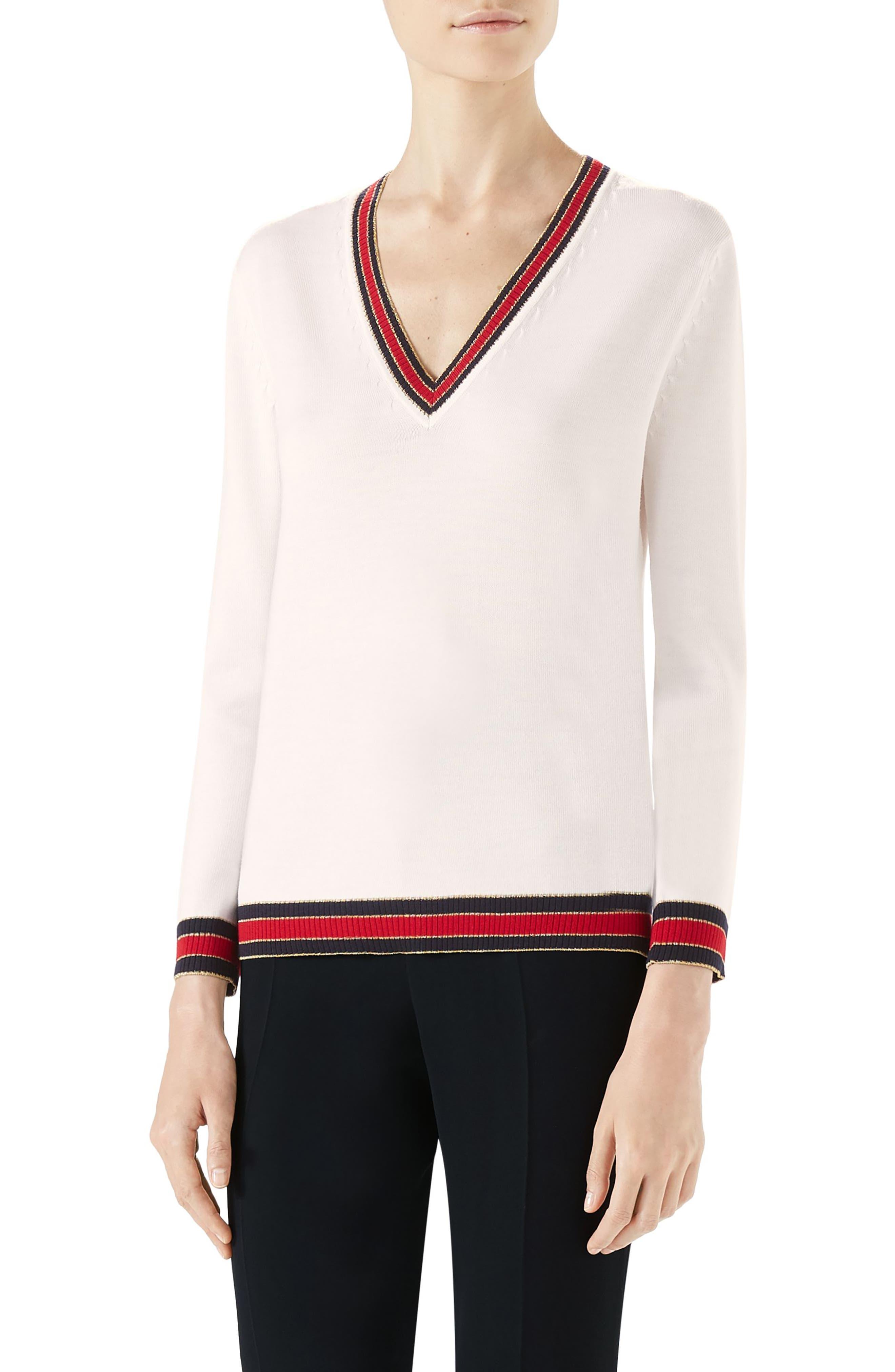 Gucci Merino Wool Sweater