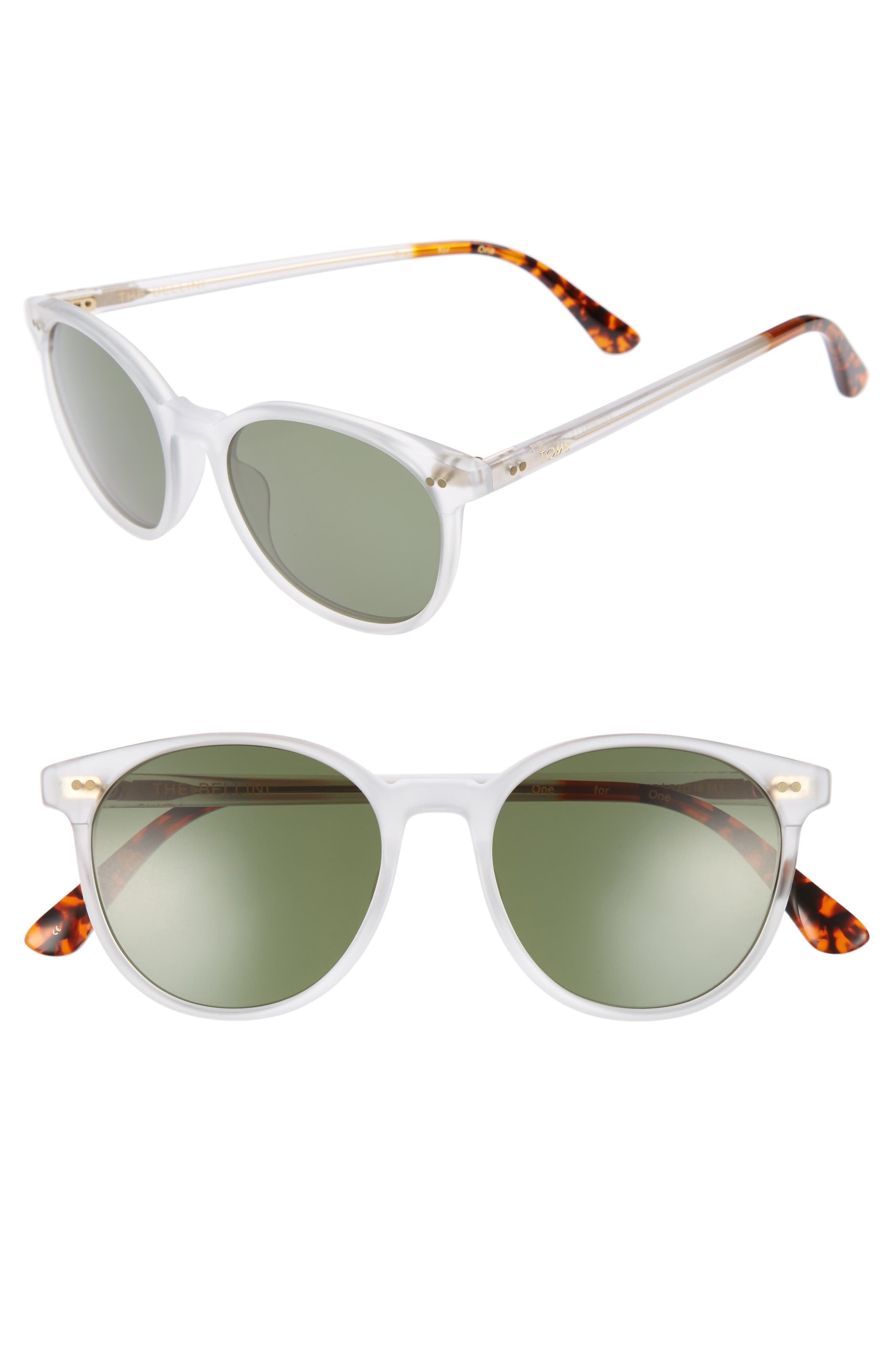 TOMS Bellini 52mm Sunglasses