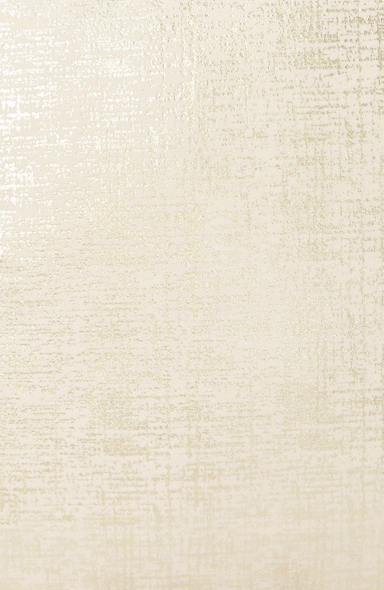 Alternate Image 4  - Giraffe at Home Luxe™ Lustre Pillow