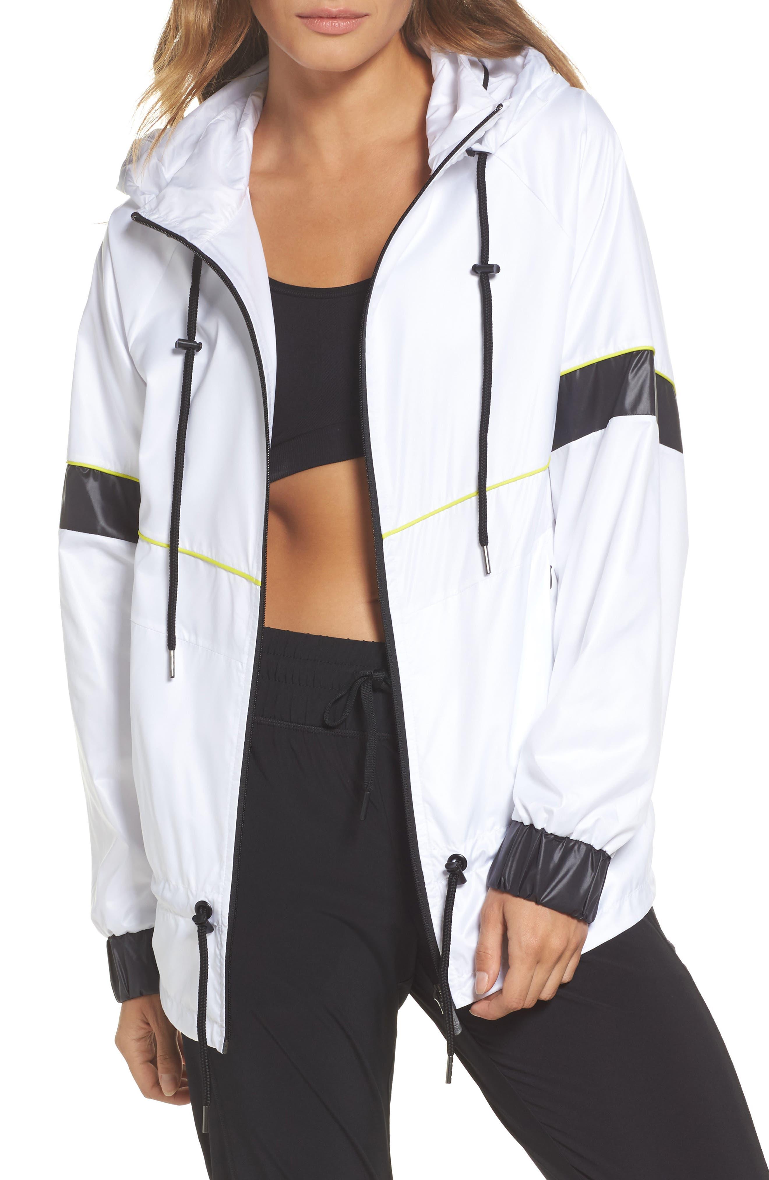 Shadowboxer Jacket,                         Main,                         color, White