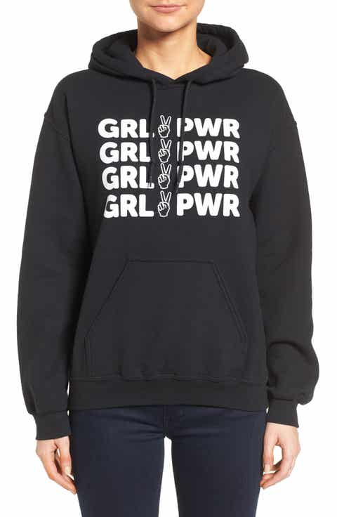 REDWOLF Girl Power Hoodie