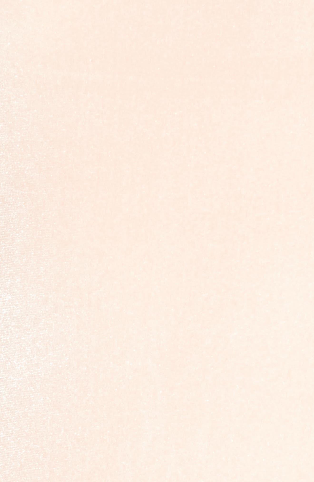 Velvet Racerback Bodysuit,                             Alternate thumbnail 5, color,                             Avalon Pink