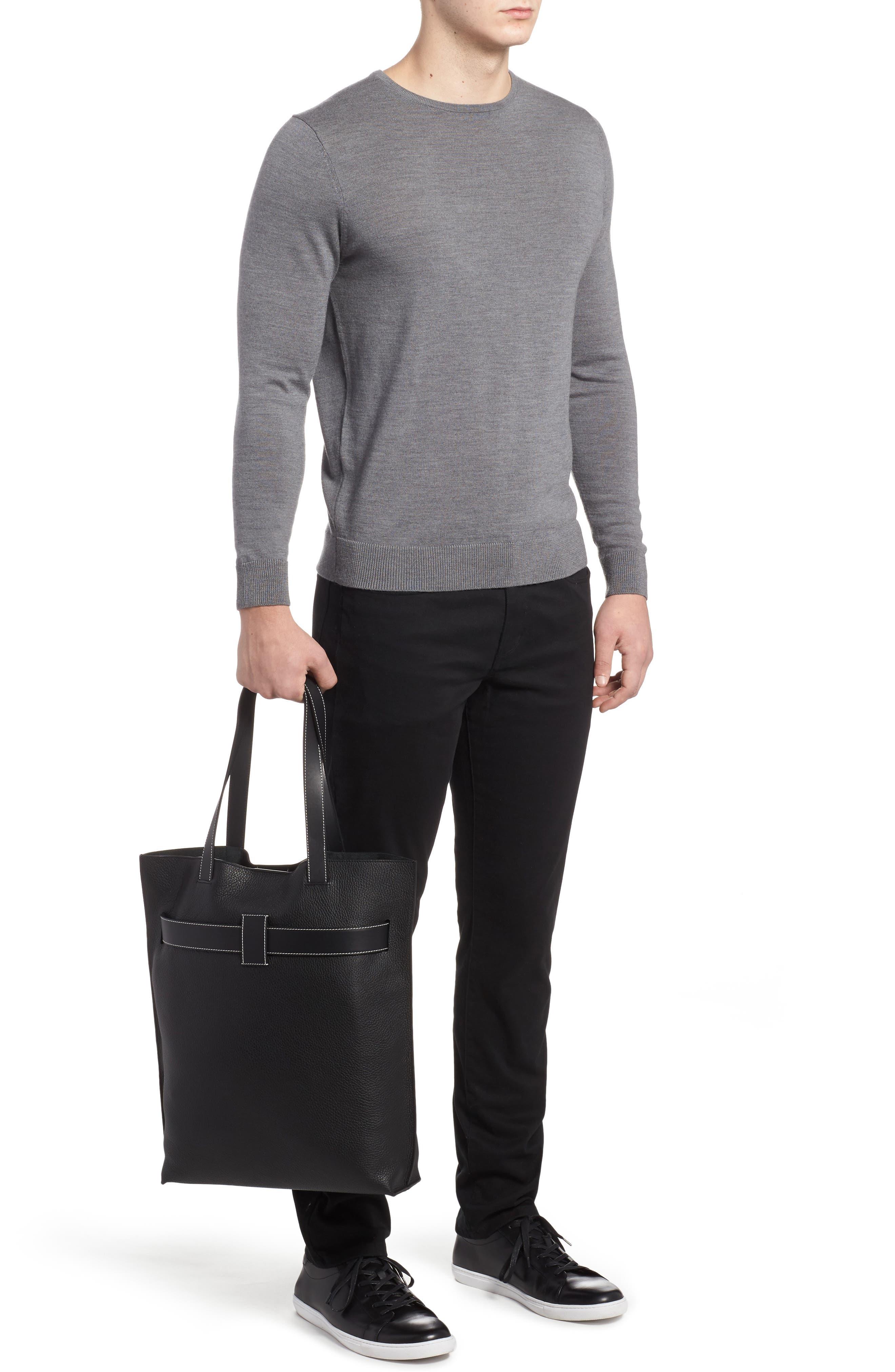 Alternate Image 2  - Loewe Leather Tote Bag