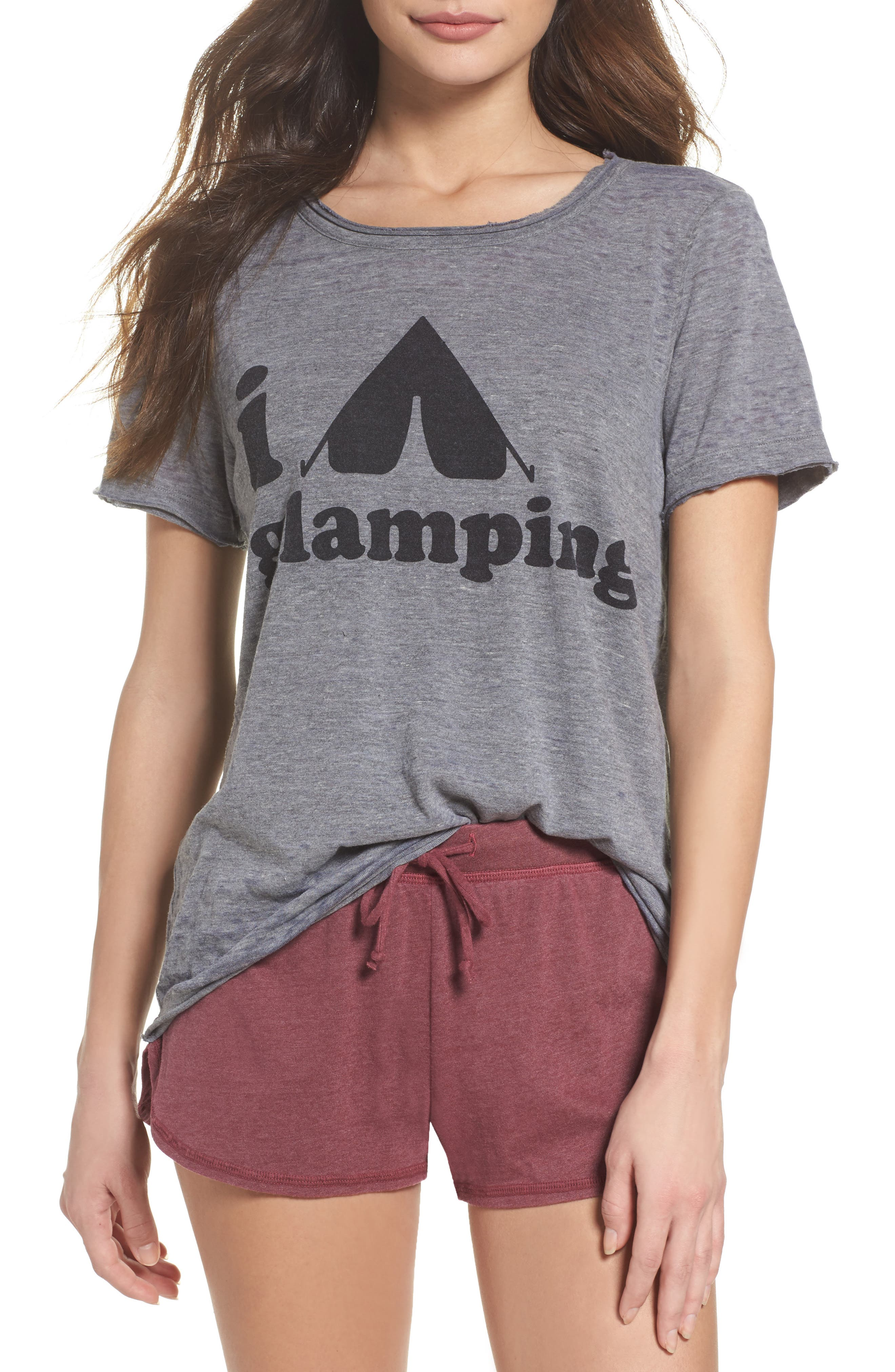 Alternate Image 1 Selected - Chaser Glamping Tee