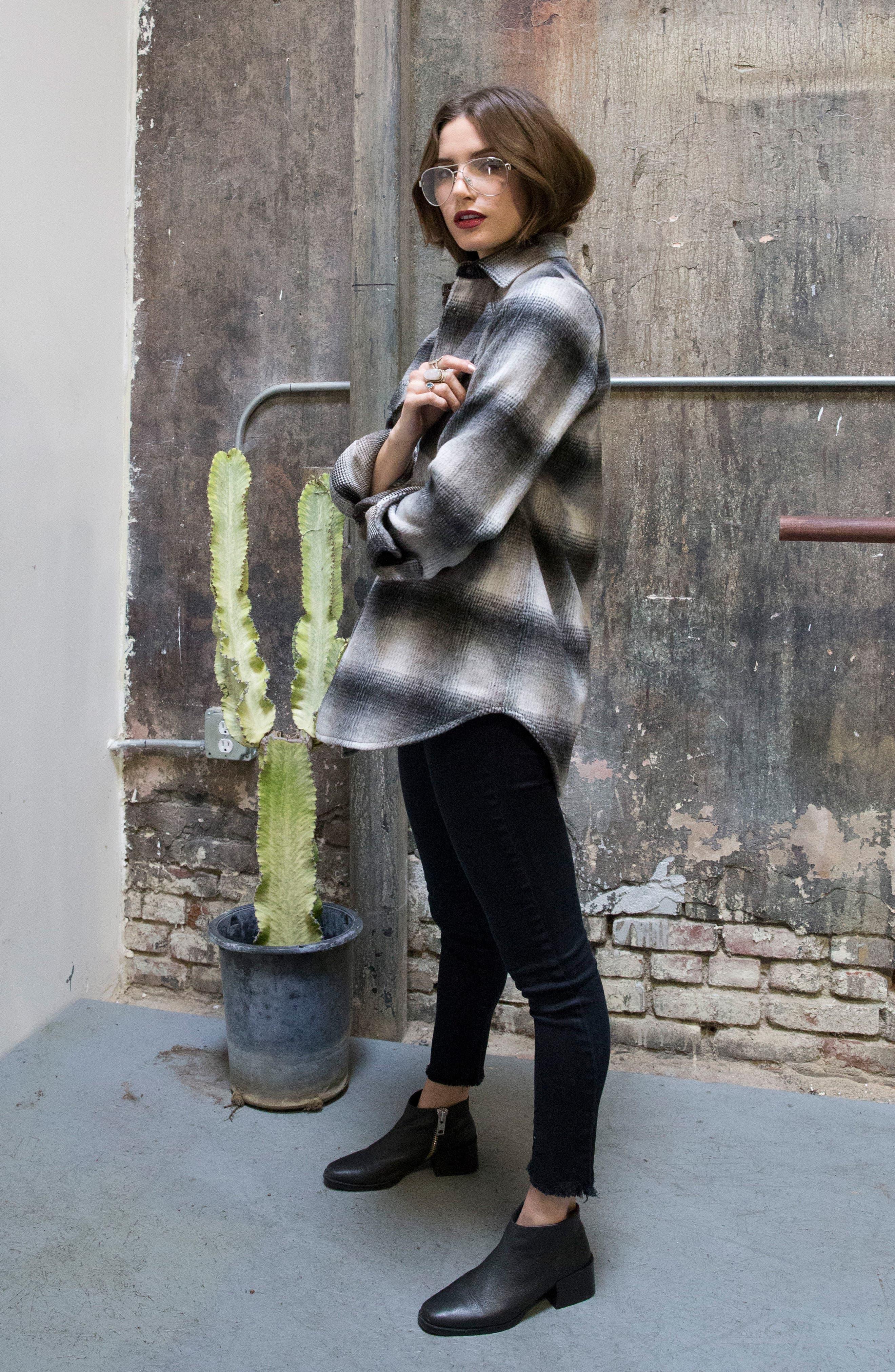 Alternate Image 8  - Lira Clothing Keegan Plaid Jacket