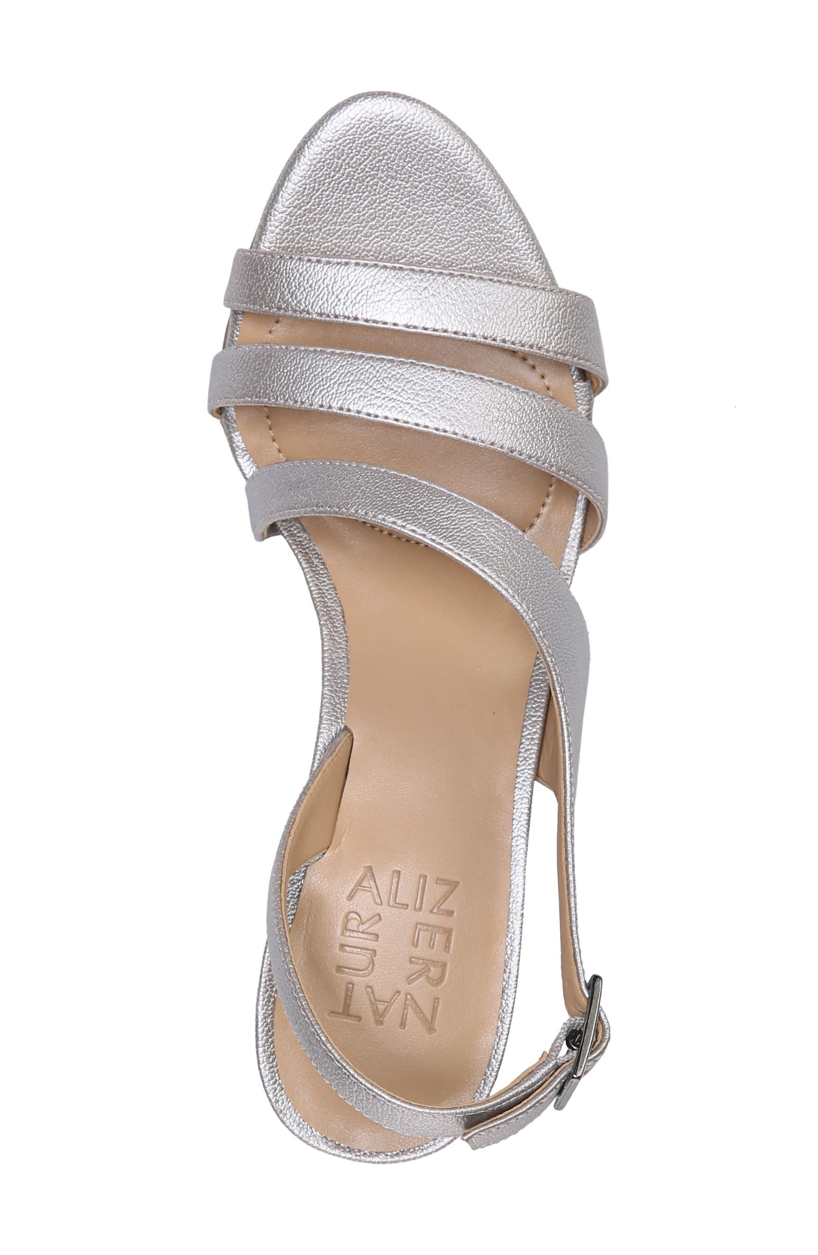 Alternate Image 5  - Naturalizer 'Tami' Sandal (Women)