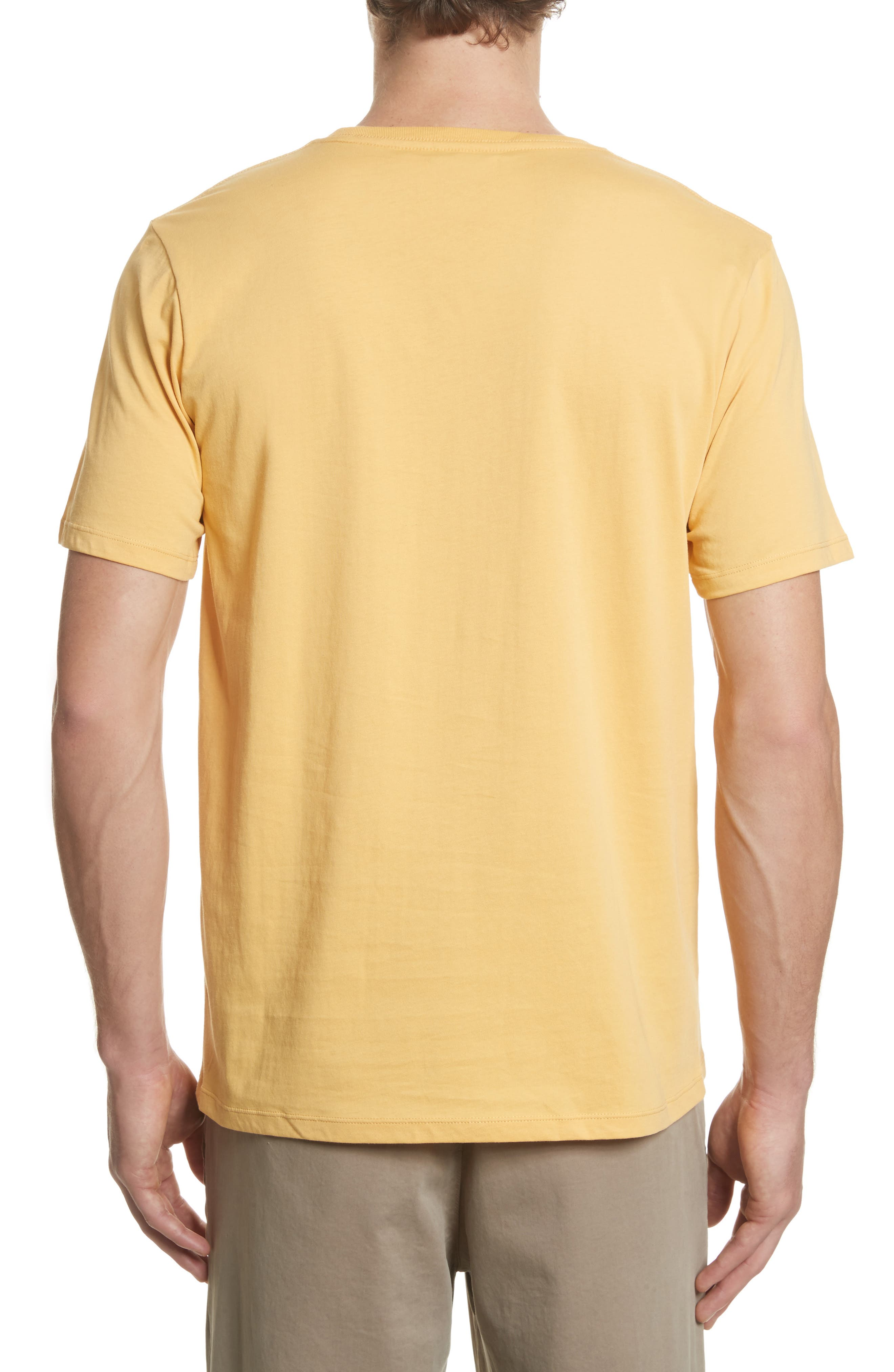 New City Graphic T-Shirt,                             Alternate thumbnail 2, color,                             Dusty Amber