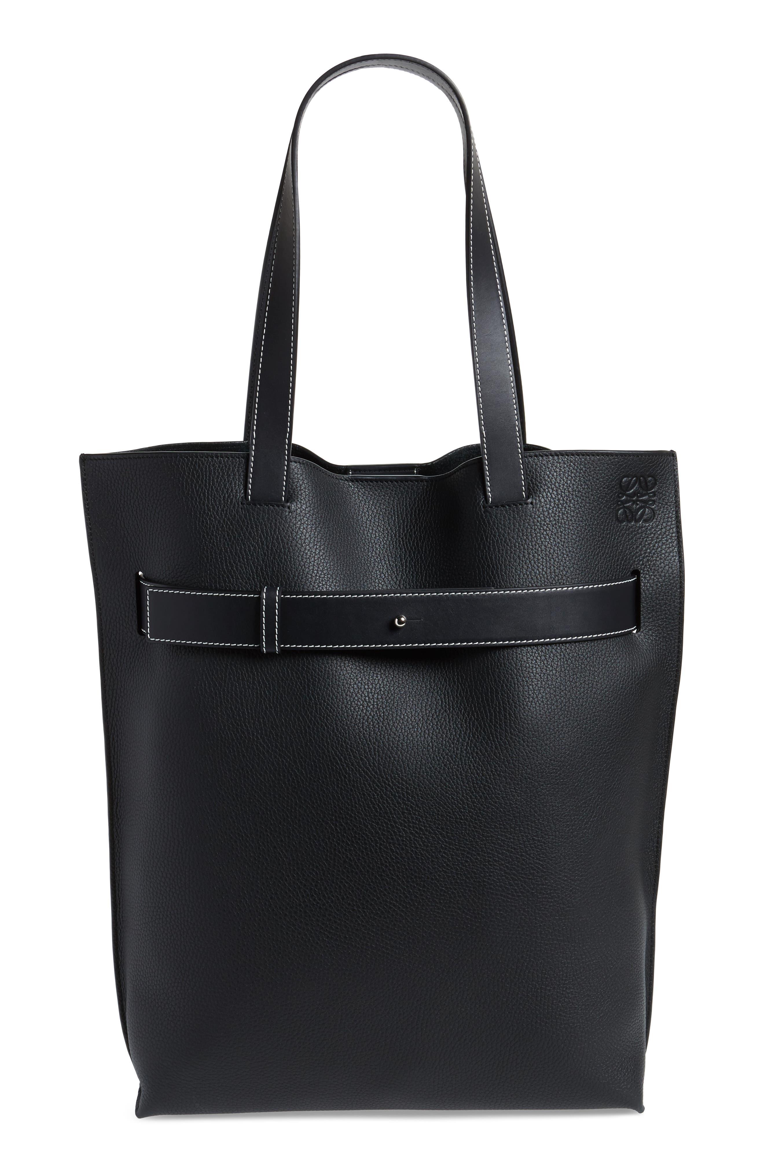 Main Image - Loewe Leather Tote Bag