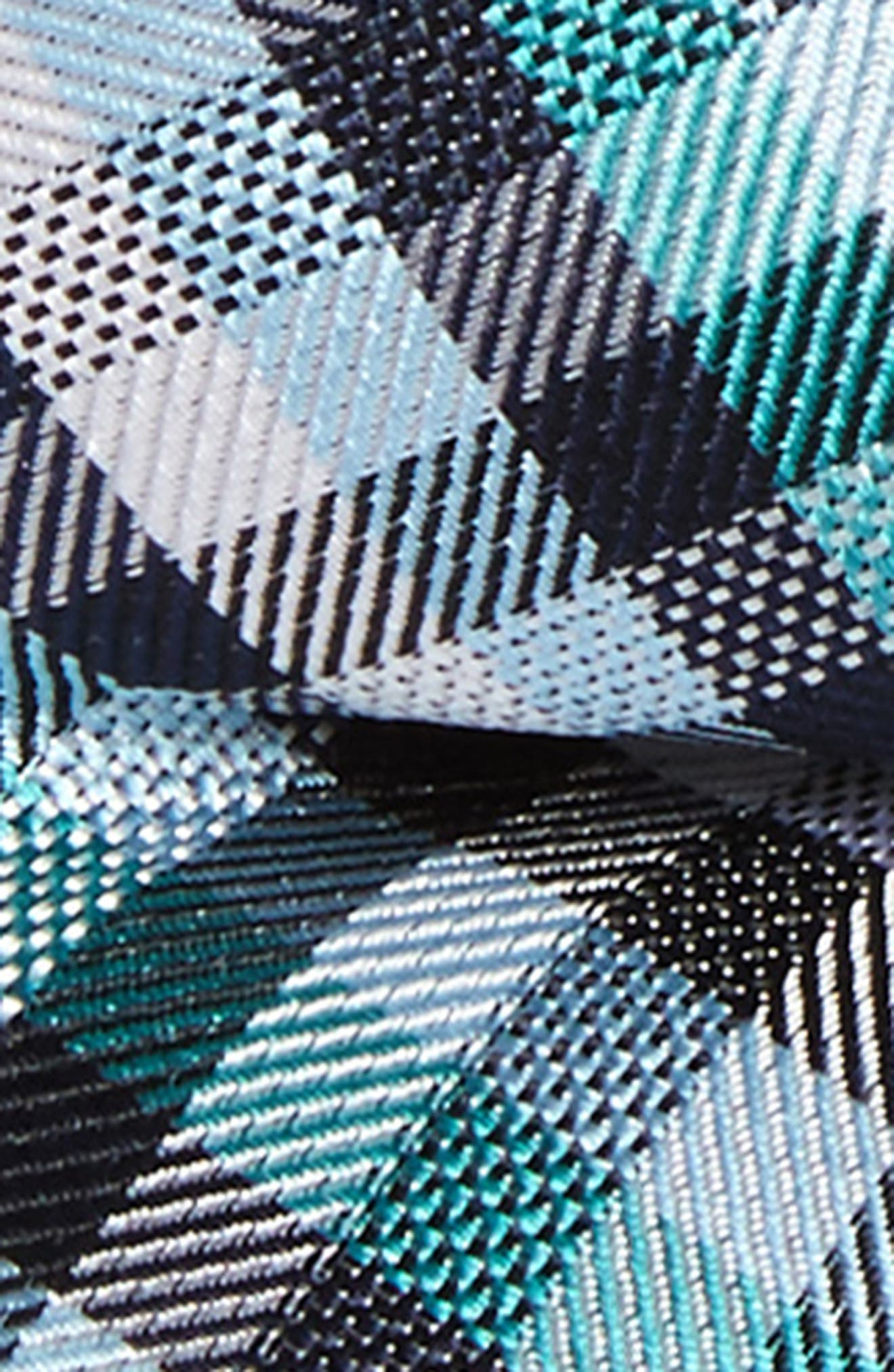 Plaid Silk Bow Tie,                             Alternate thumbnail 2, color,                             Lake