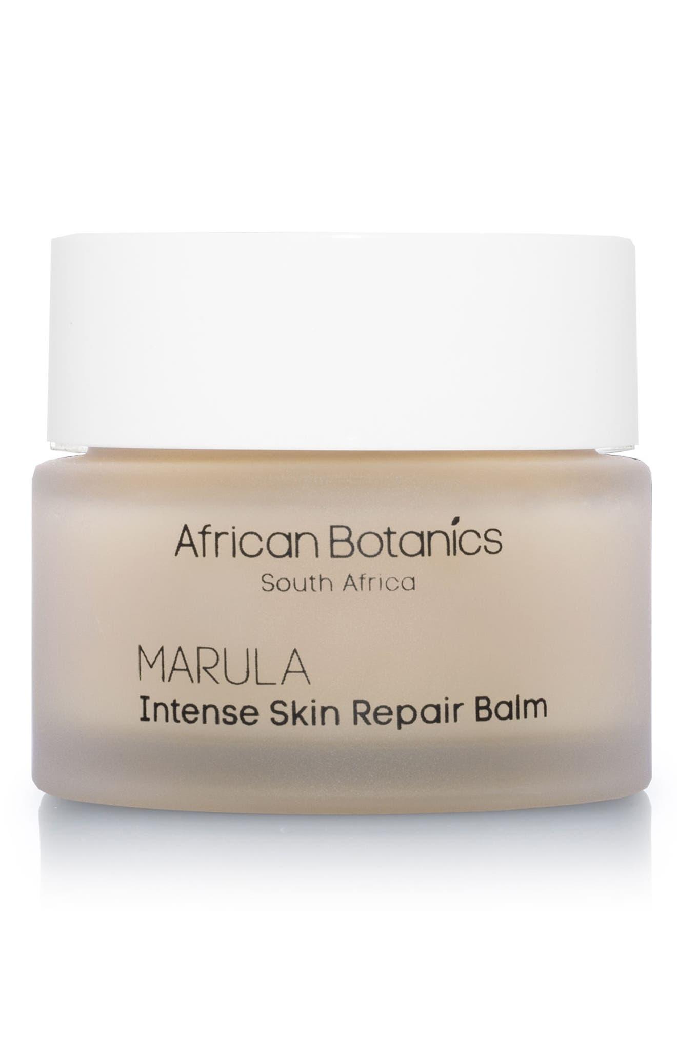 Marula Intense Skin Repair Balm,                             Main thumbnail 1, color,                             No Color