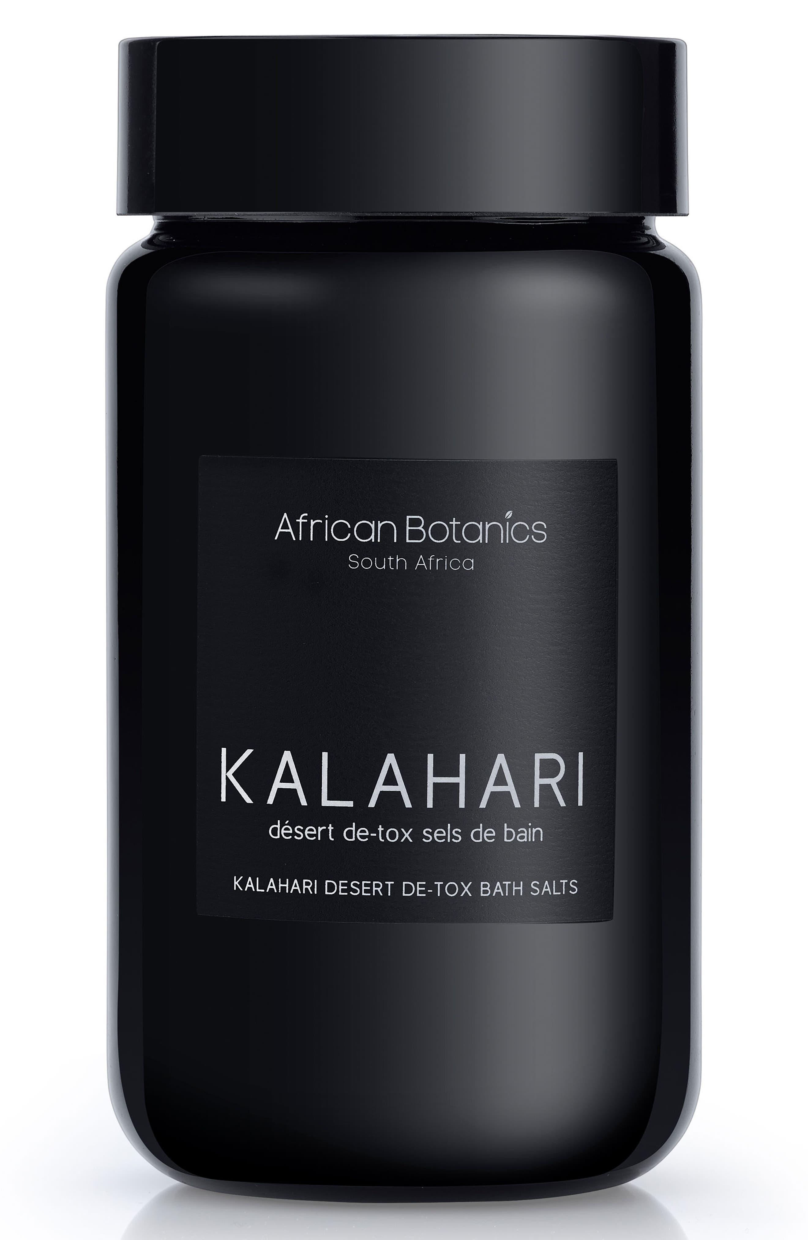 Main Image - African Botanics Kalahari Desert Detox Bath Salts