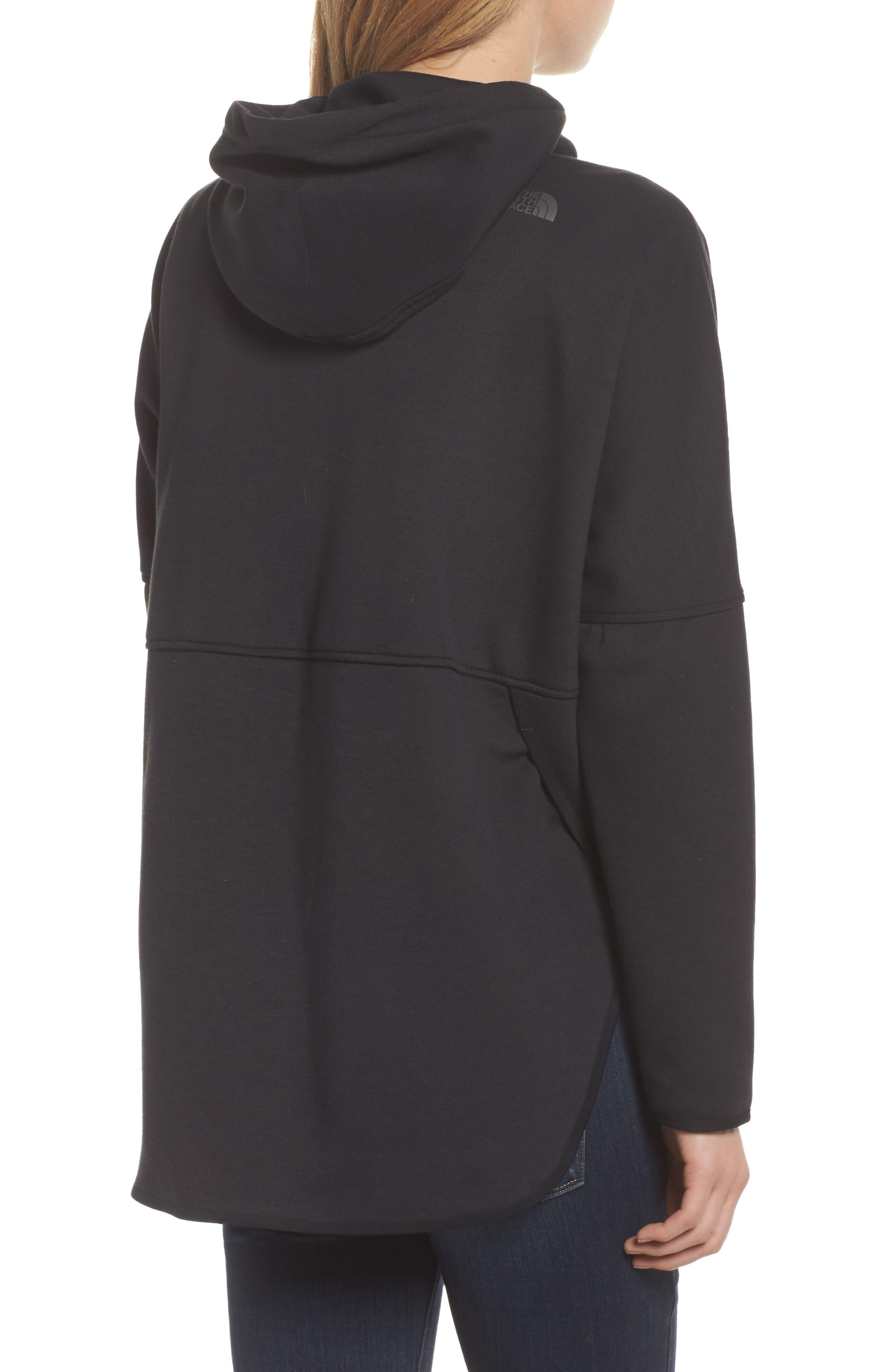 Slacker Hooded Jacket,                             Alternate thumbnail 2, color,                             Tnf Black