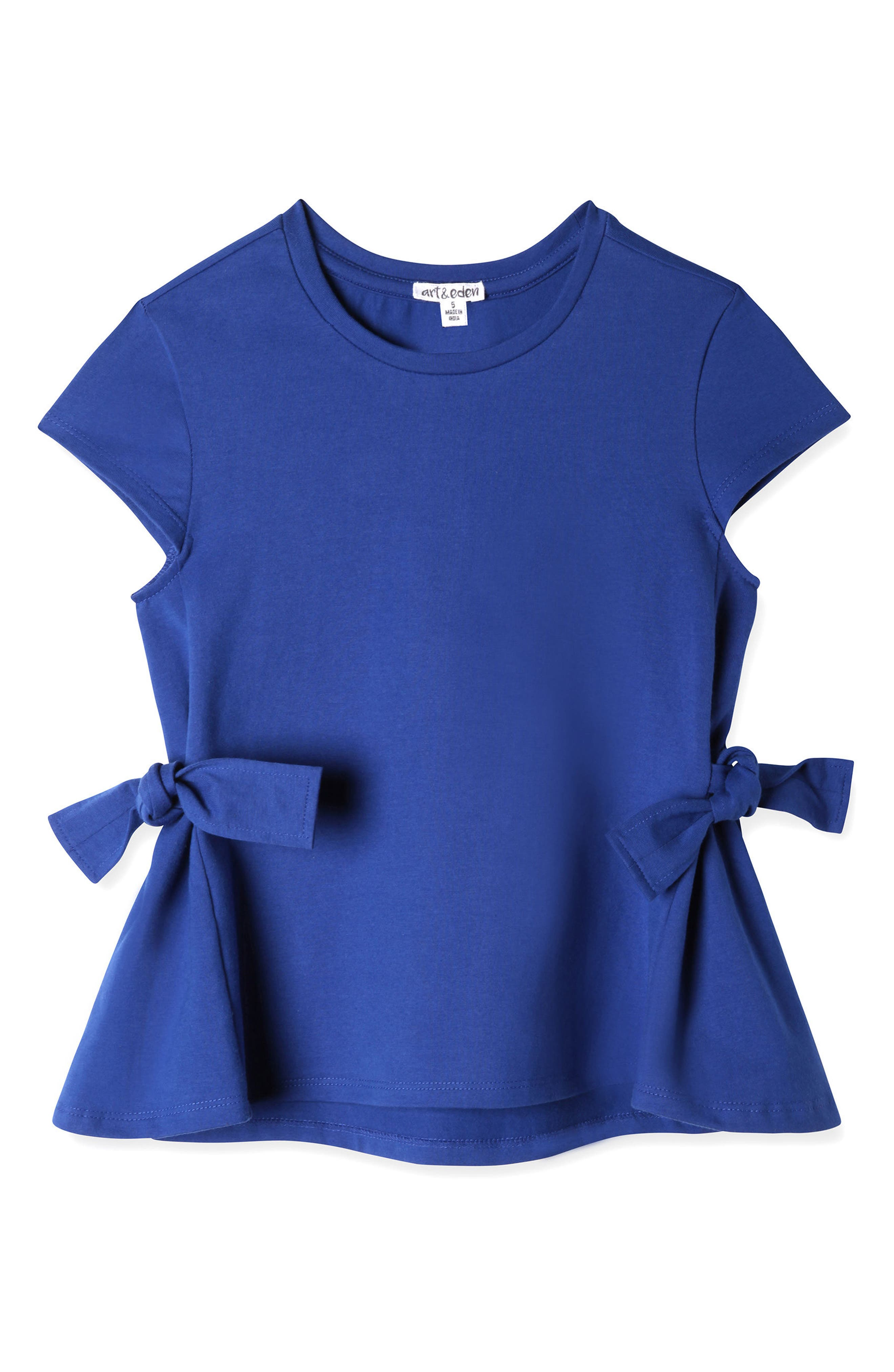 Mackenzie Top,                         Main,                         color, Mazarine Blue