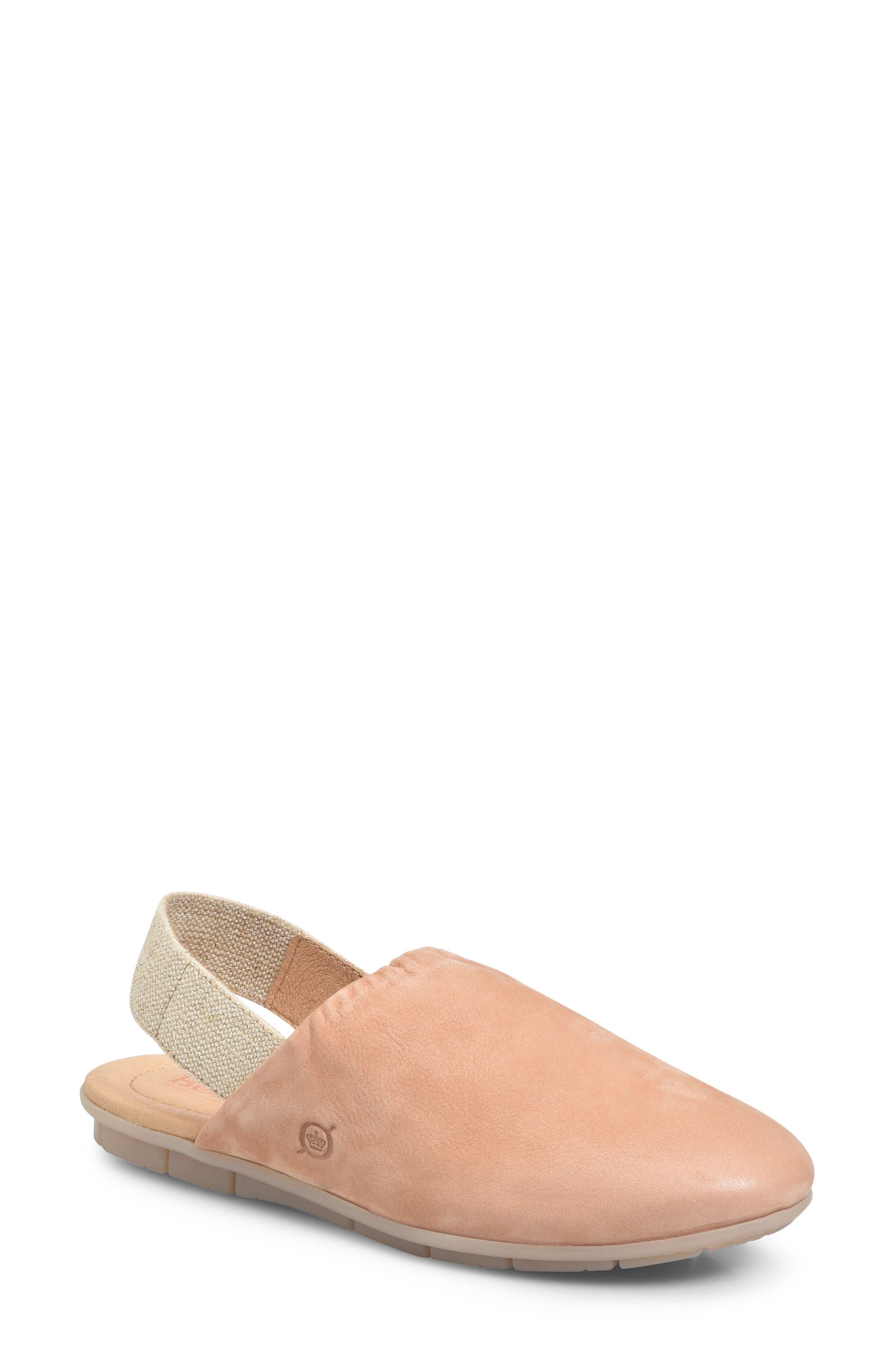 Alternate Image 1 Selected - Børn Bowe Slingback Flat (Women)