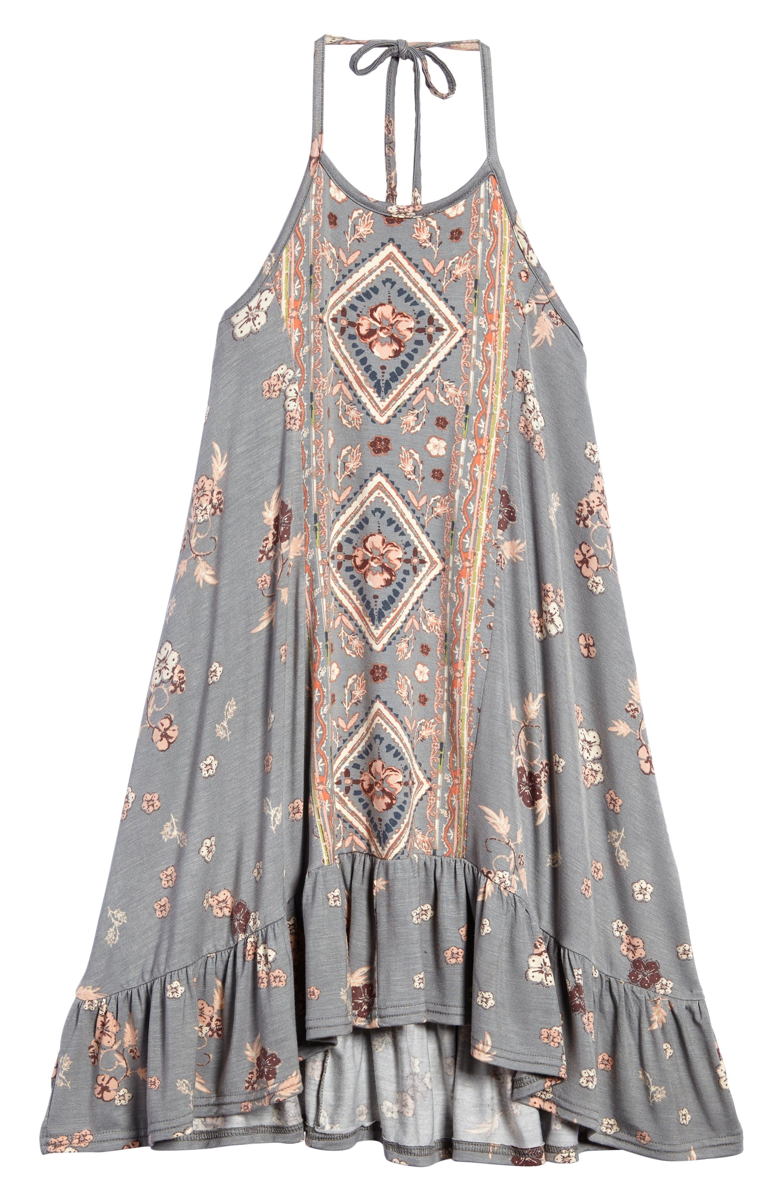 O'Neill Sonia Print Sundress (Big Girls)