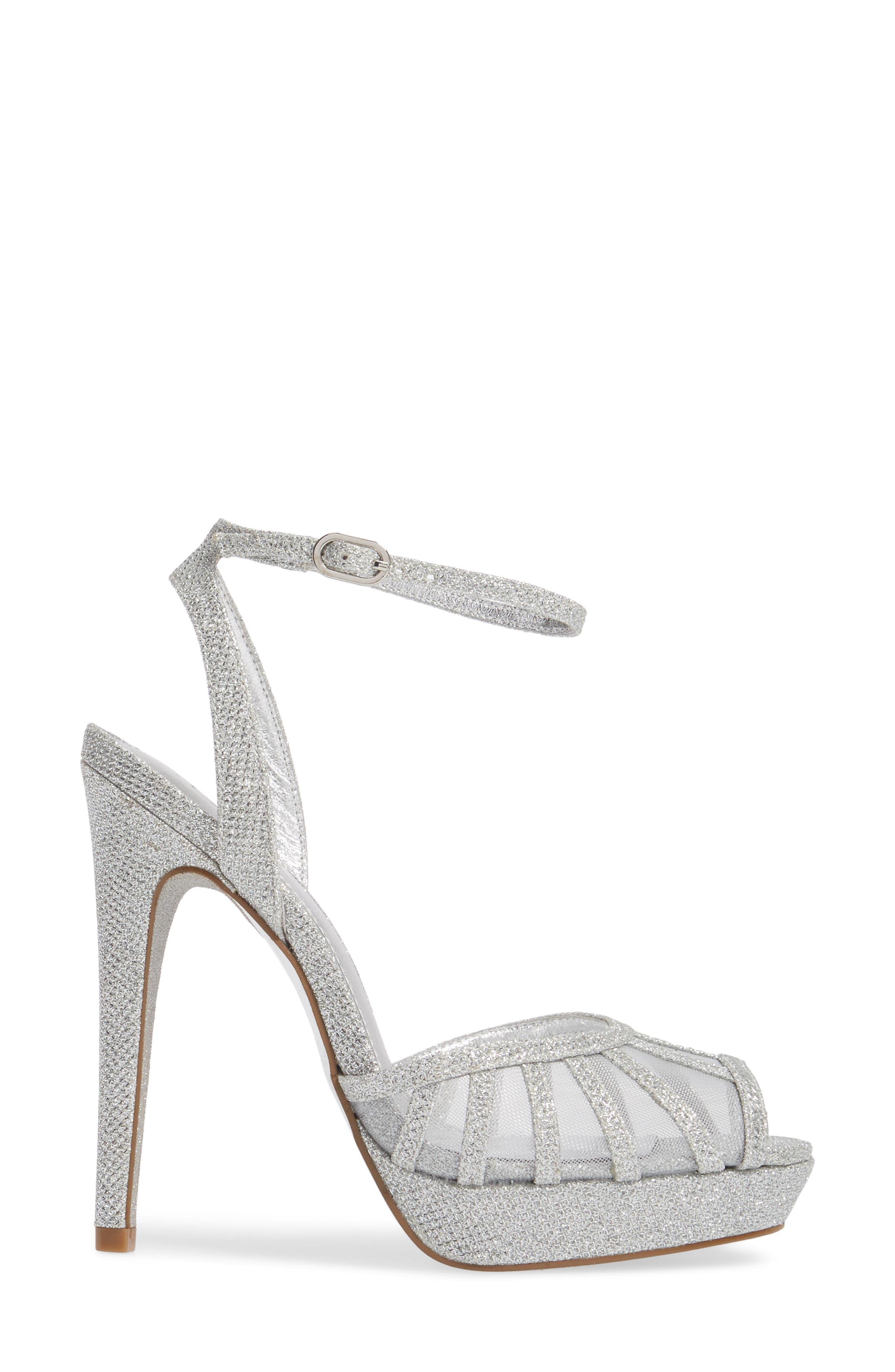 Alternate Image 3  - Adrianna Papell Saida Platform Sandal (Women)