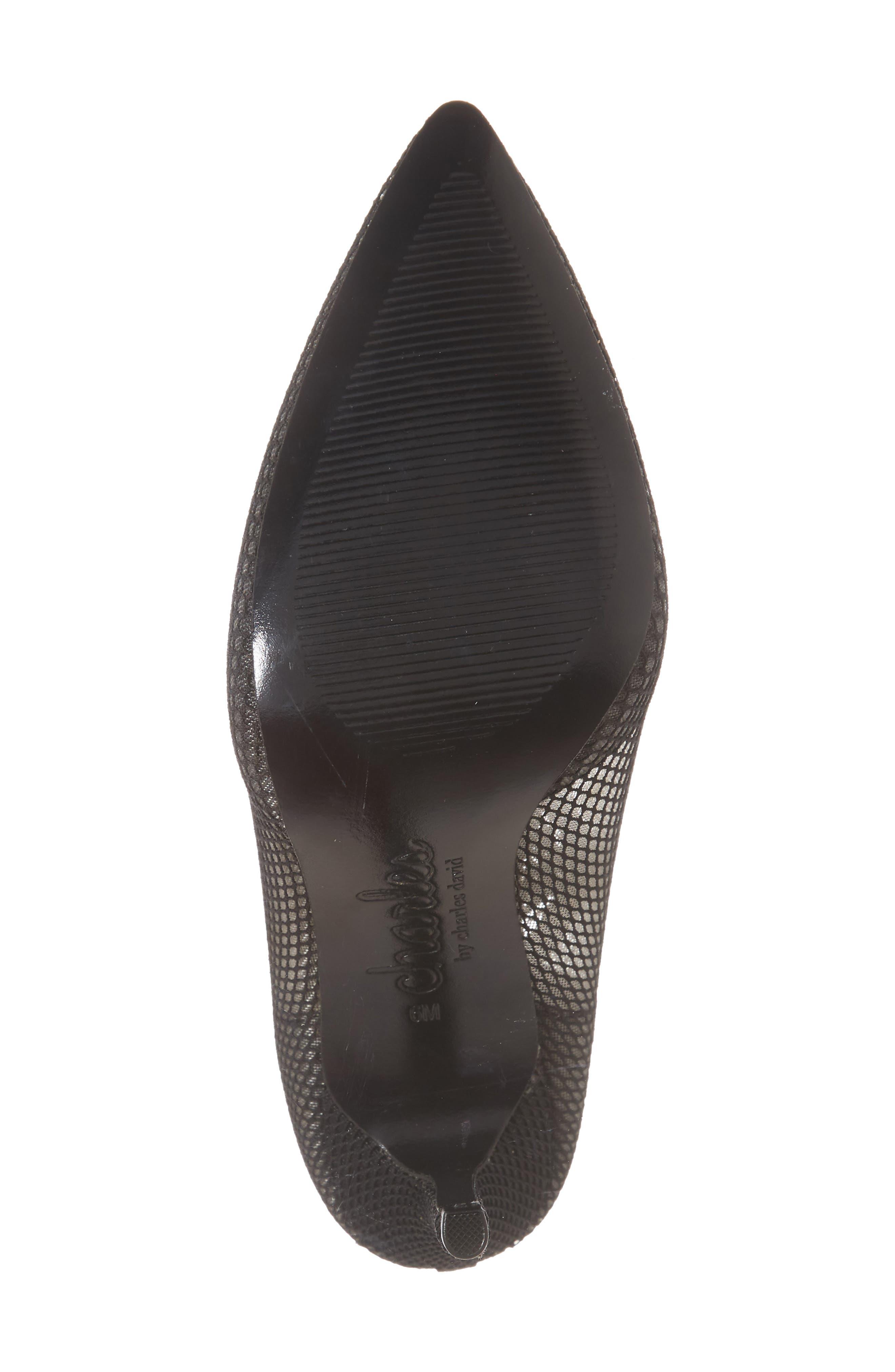 Player Sock Bootie,                             Alternate thumbnail 6, color,                             Black