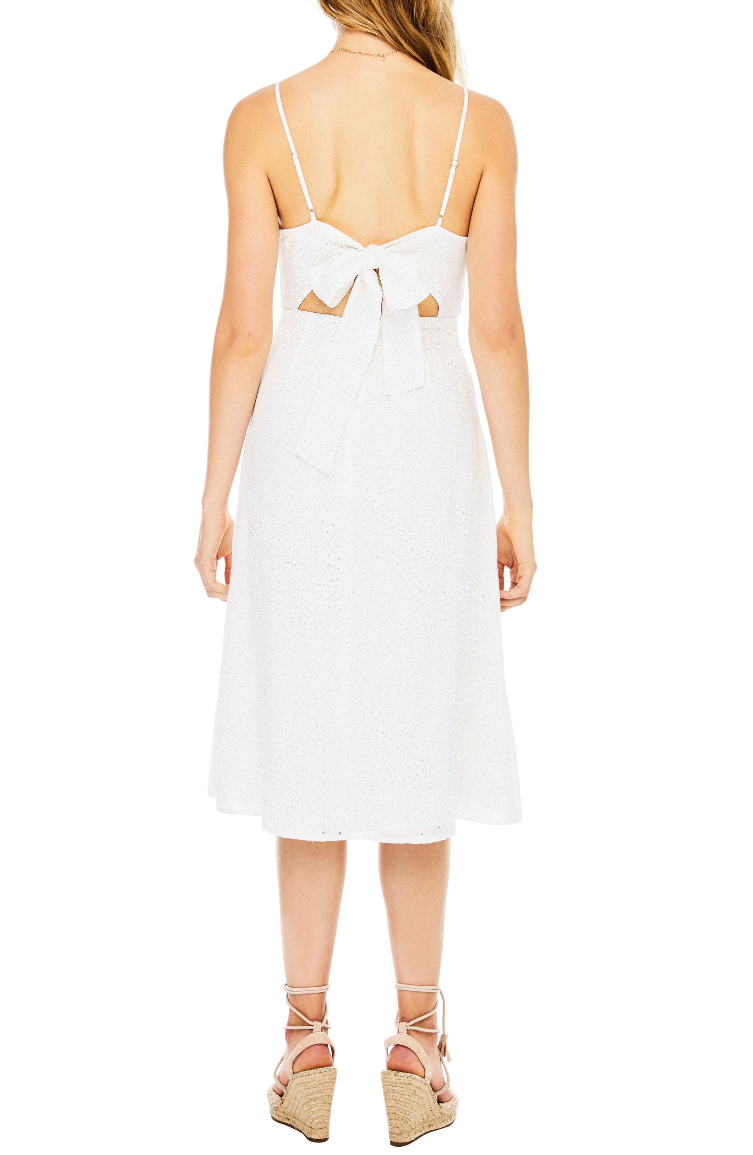 Alternate Image 2  - ASTR the Label Ellowyn Dress
