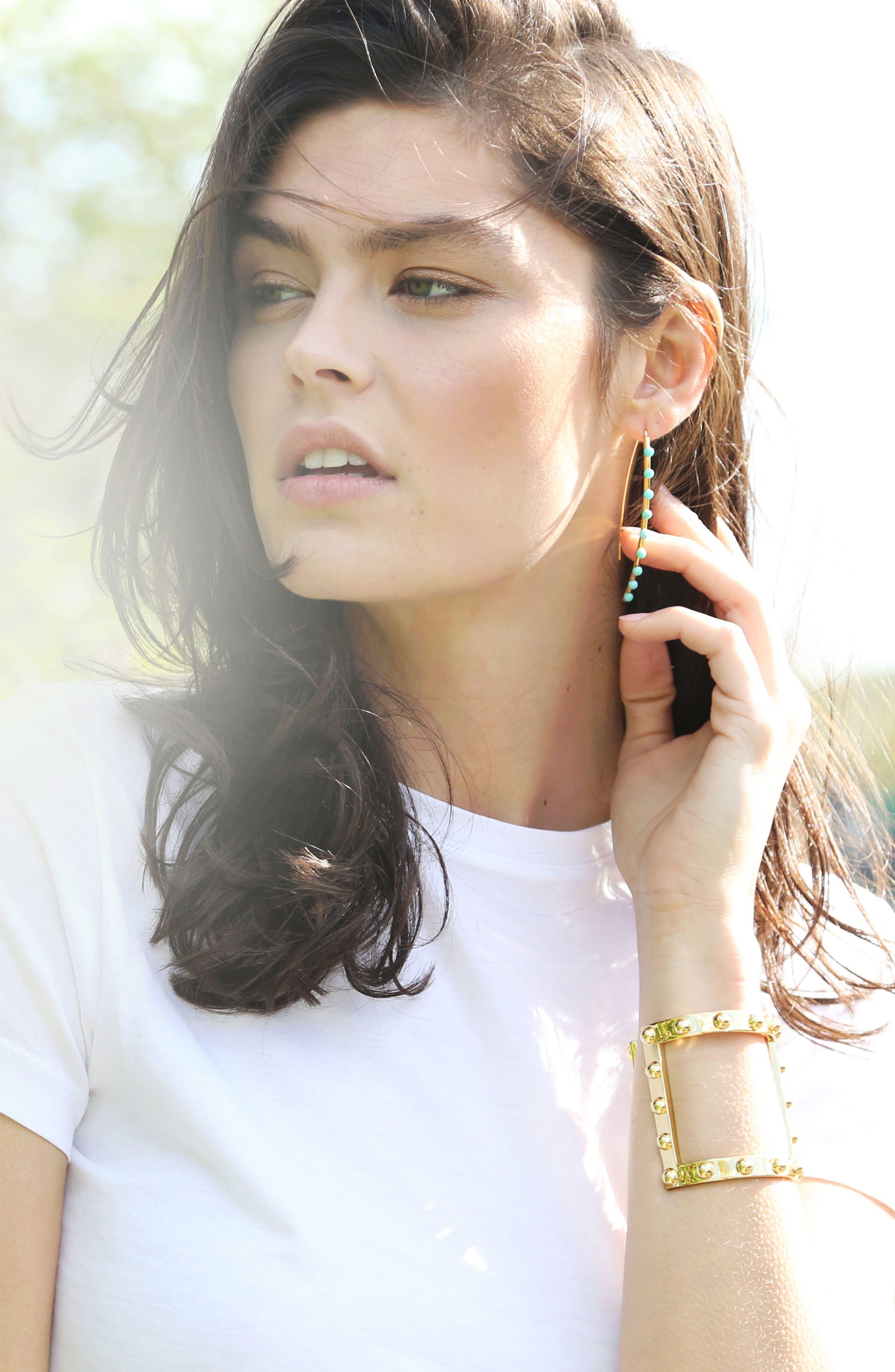 Alternate Image 2  - ASHA Emilia Large Earrings