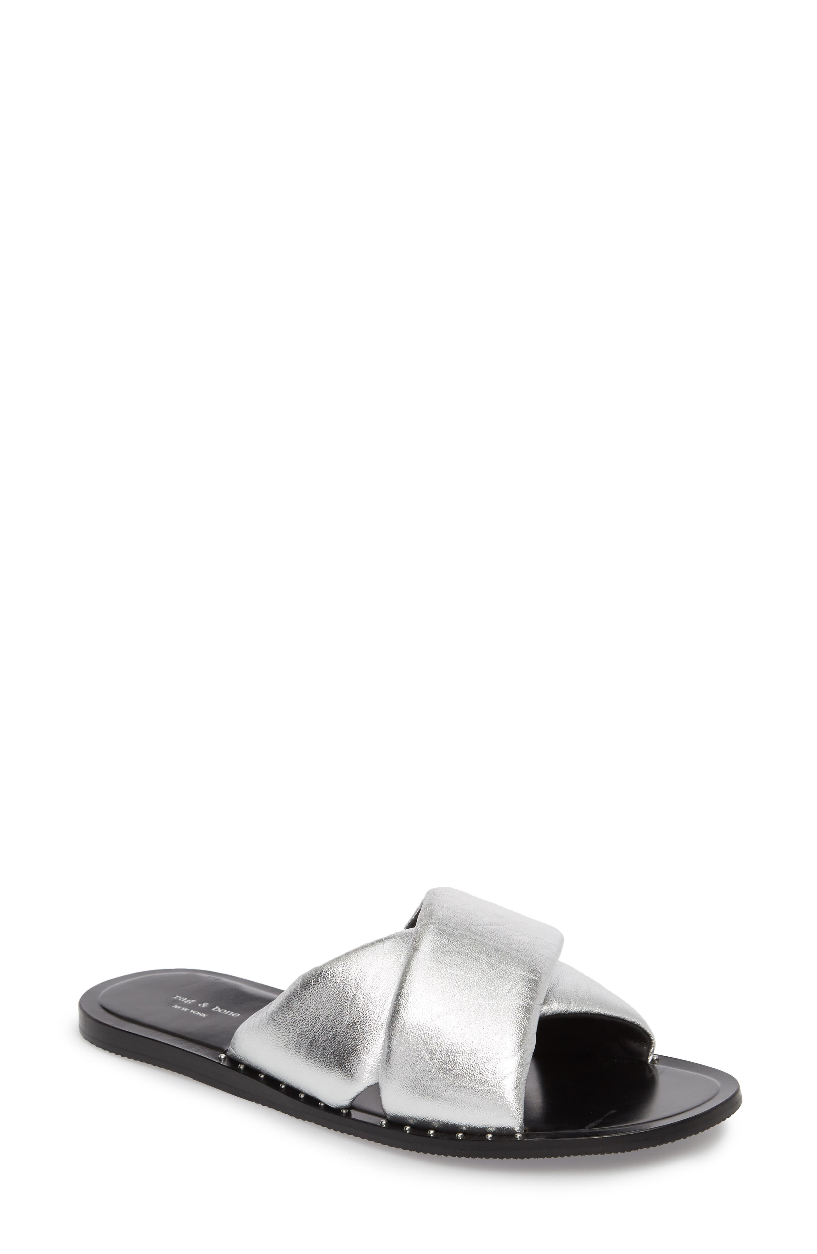 rag & bone Keaton Slide Sandal (Women)