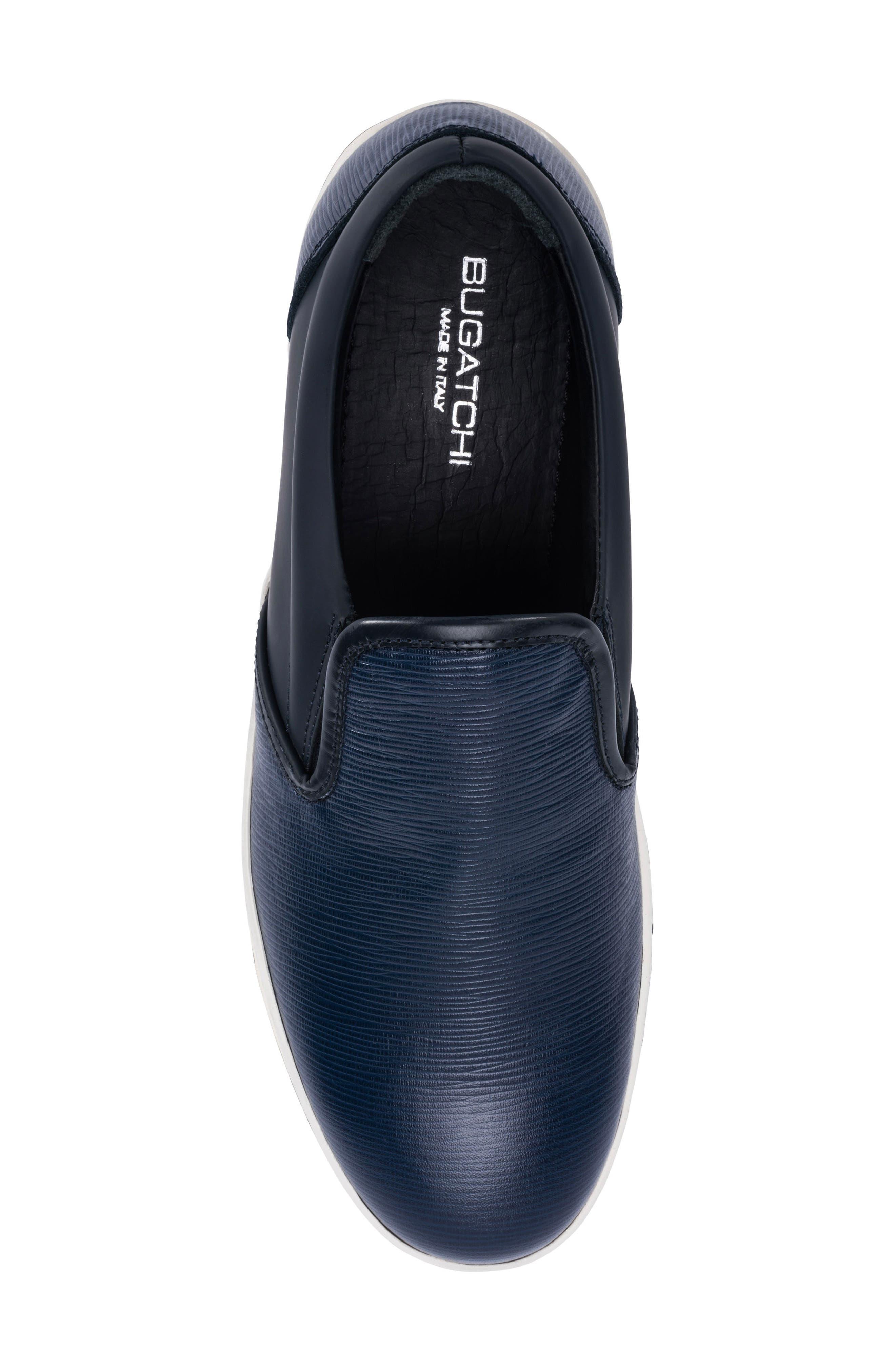 Alternate Image 4  - Bugatchi Santorini Slip-On Sneaker (Men)