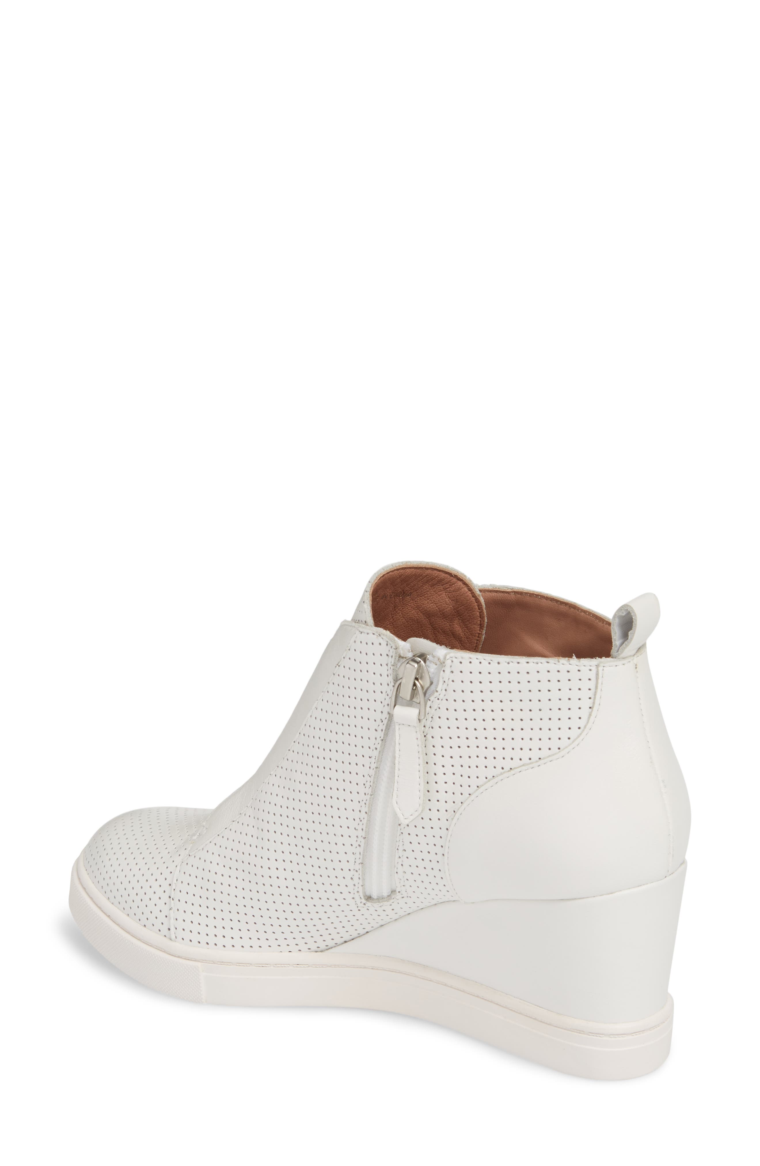 d5eb3e59a7f White Wedge Booties for Women