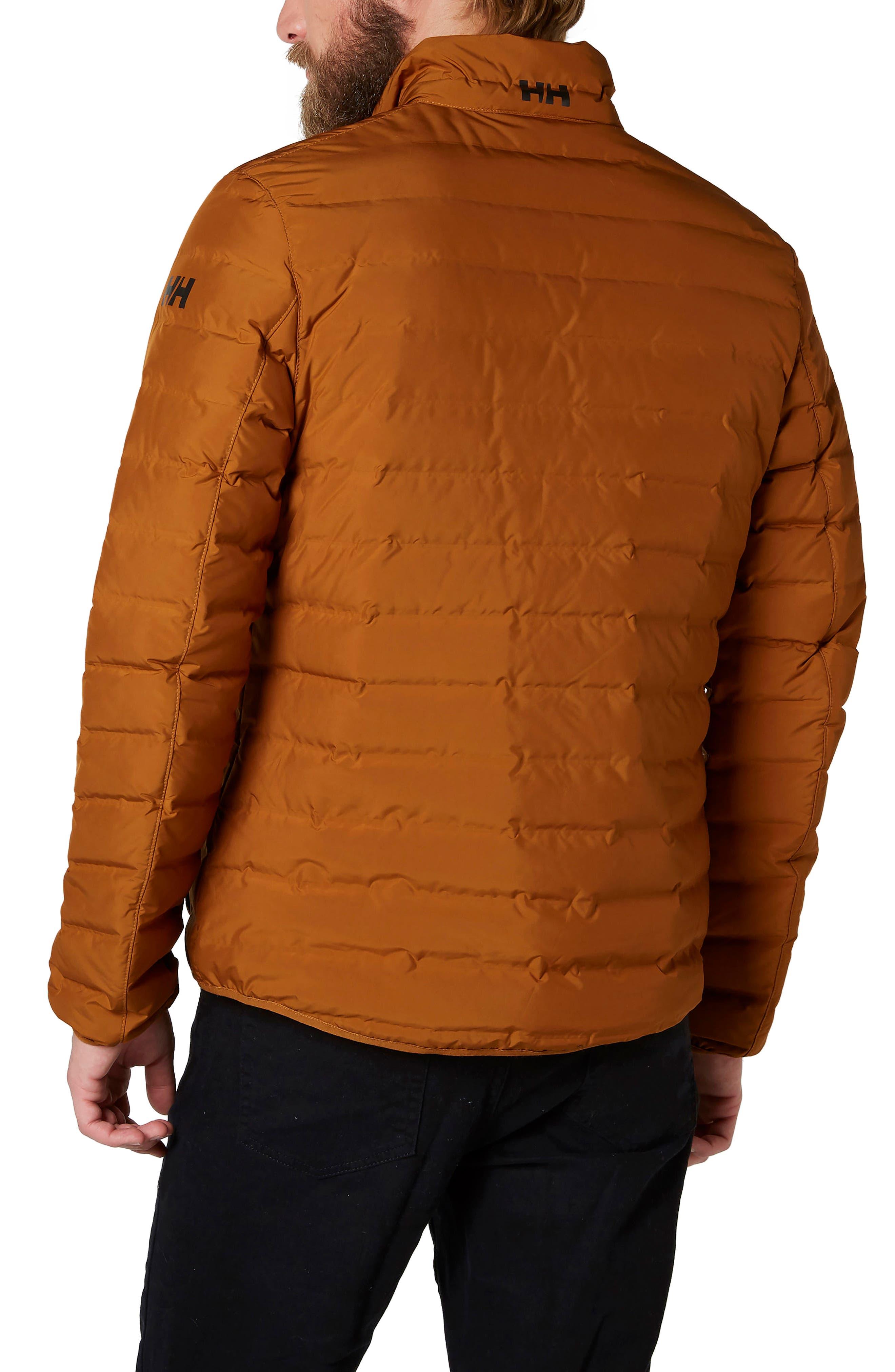 Urban Liner Jacket,                             Alternate thumbnail 2, color,                             Cinnamon