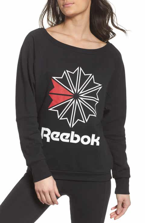 Reebok Heritage Starcrest Sweatshirt
