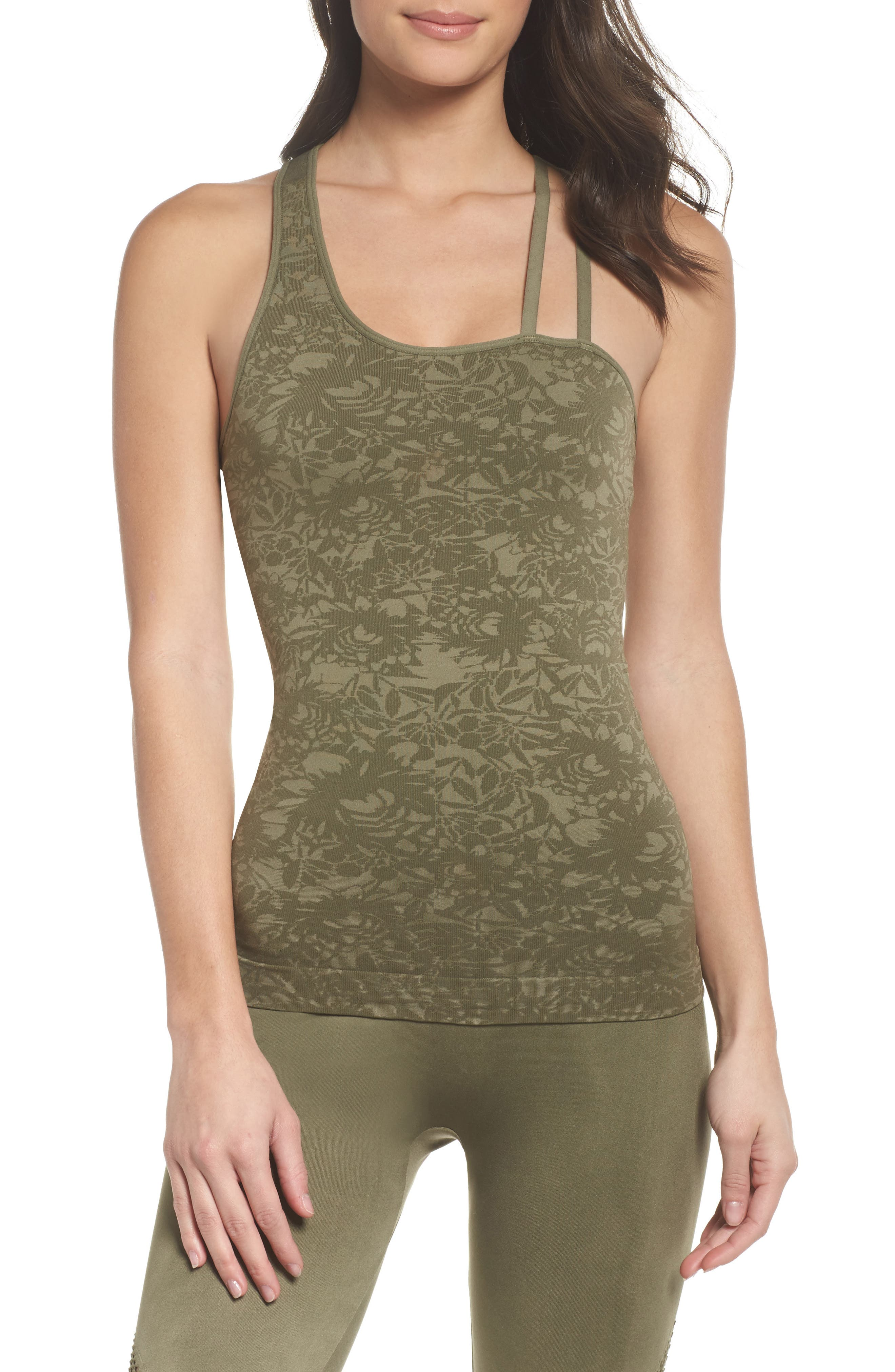 Formation Tank,                         Main,                         color, Deep Lichen Green
