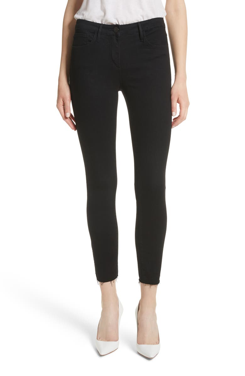 W2 Crop Skinny Jeans