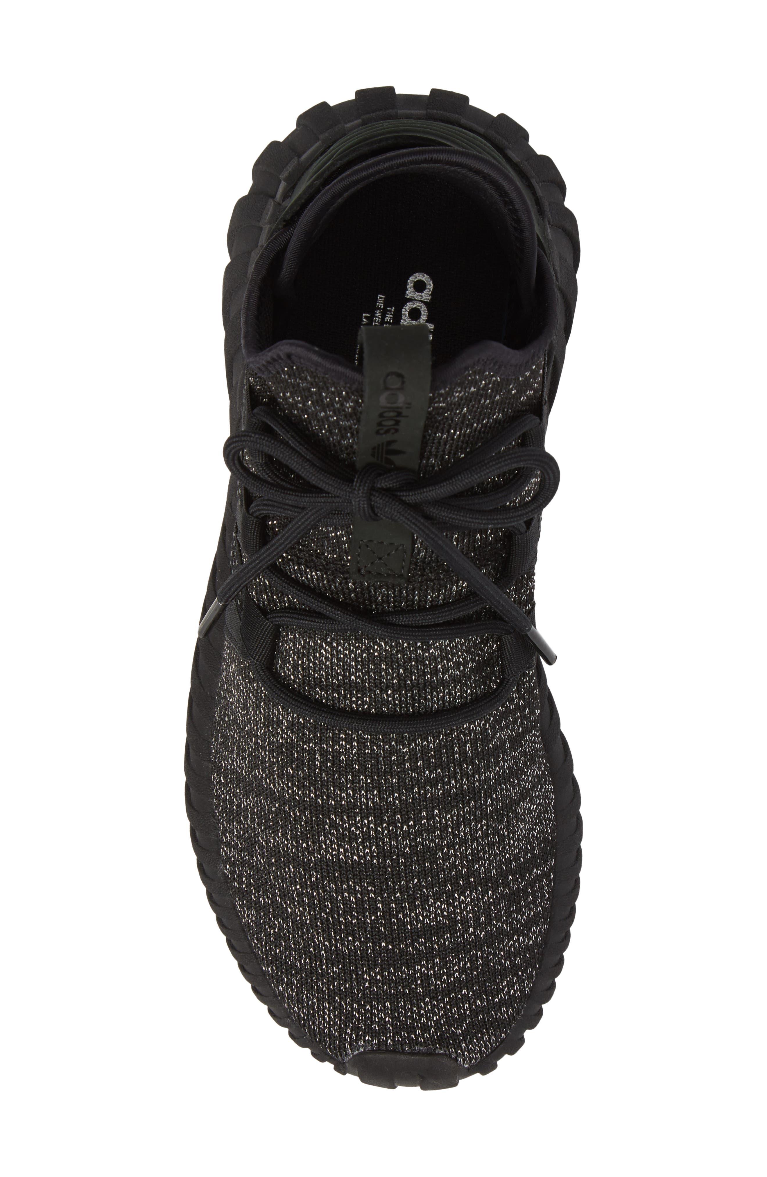 Alternate Image 5  - adidas Tubular Dawn Primeknit Sneaker (Women)