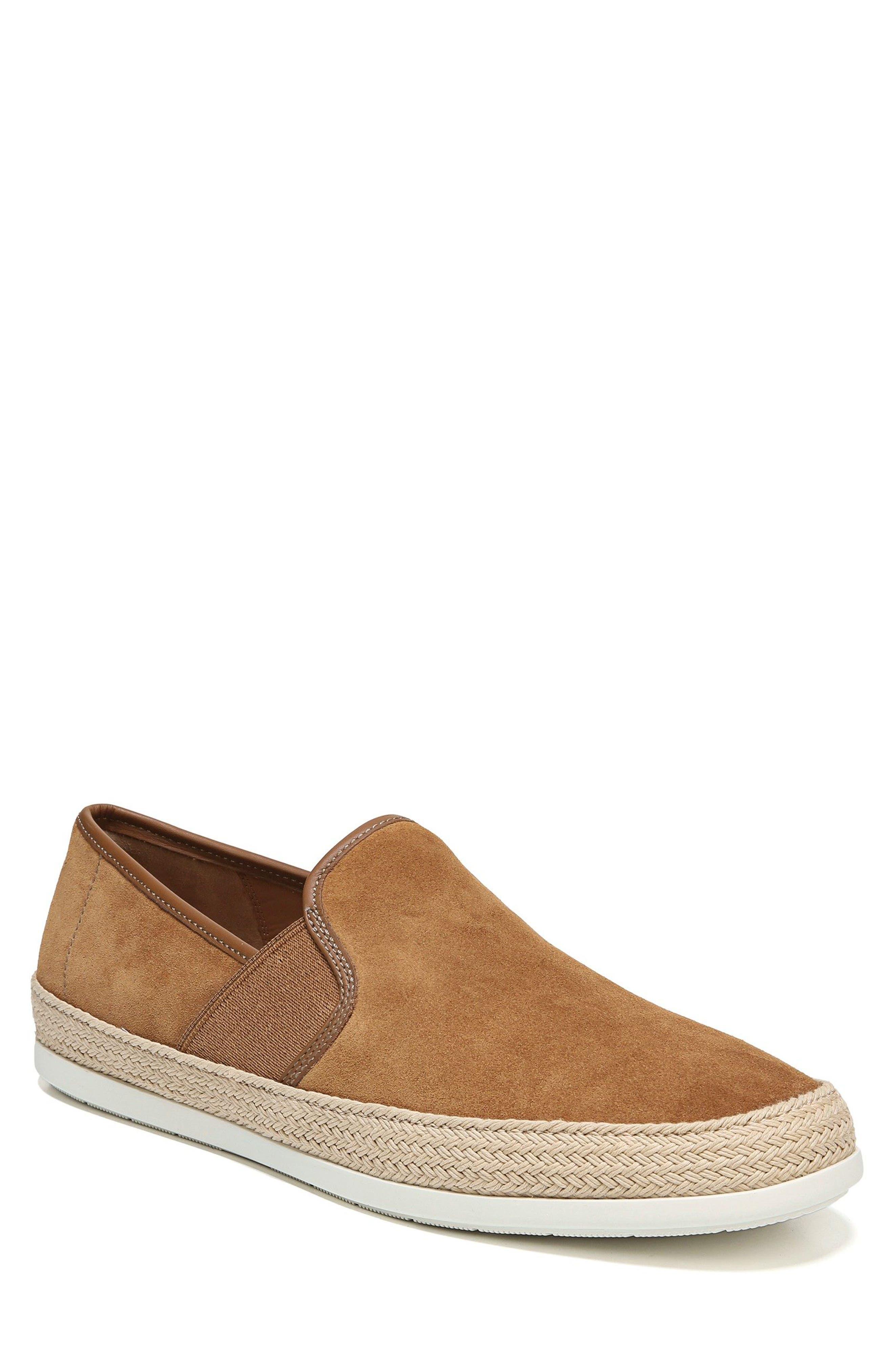 Vince Chad Espadrille Slip-On Sneaker (Men)
