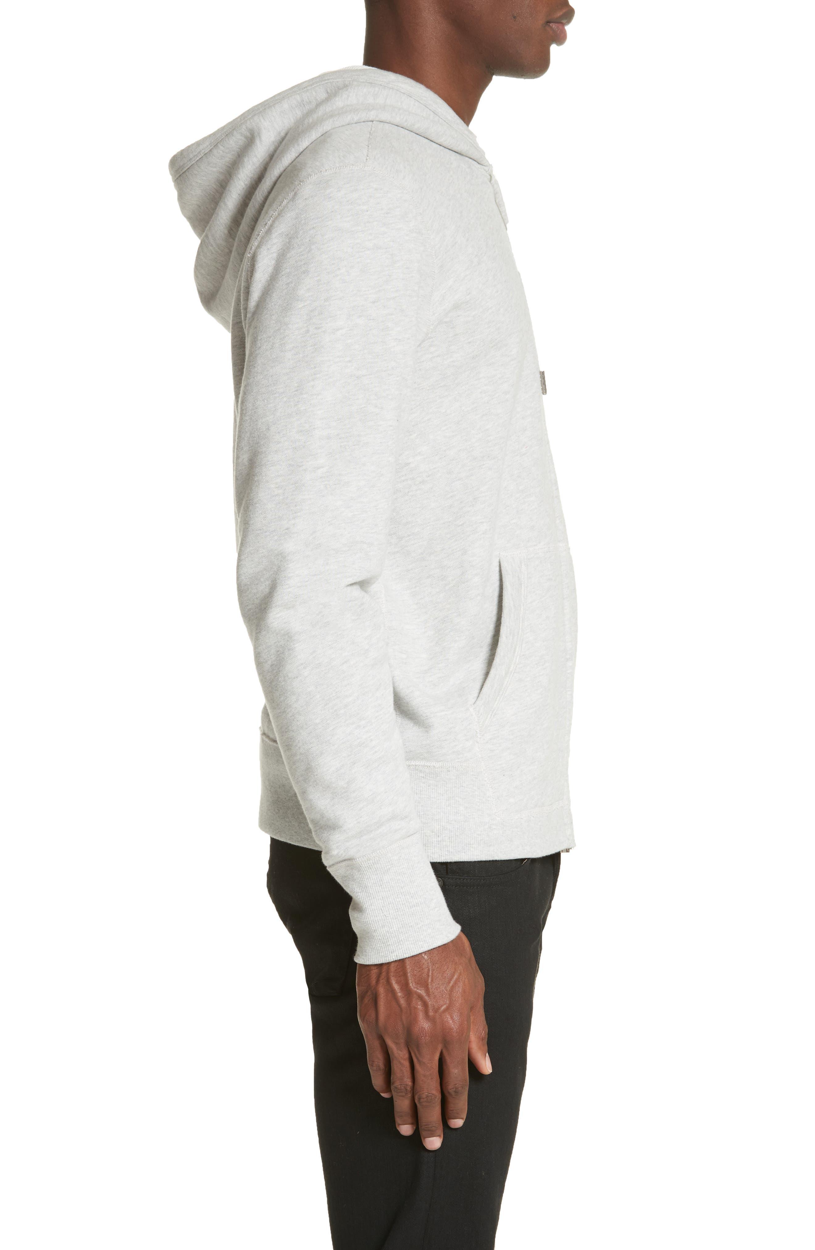 Alternate Image 3  - rag & bone Standard Issue Zip Hoodie
