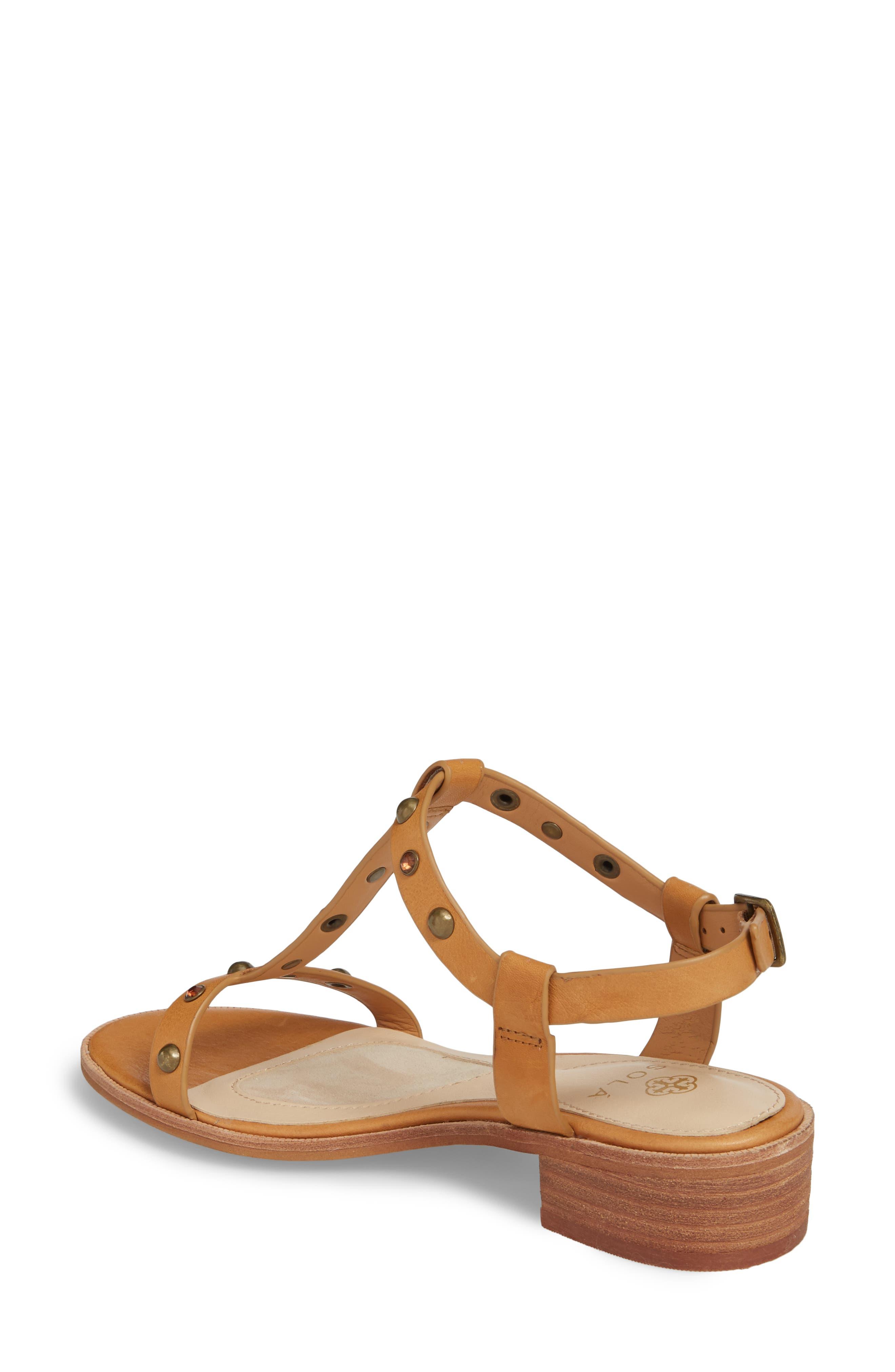 Alternate Image 2  - Isolá Giana Studded Sandal (Women)