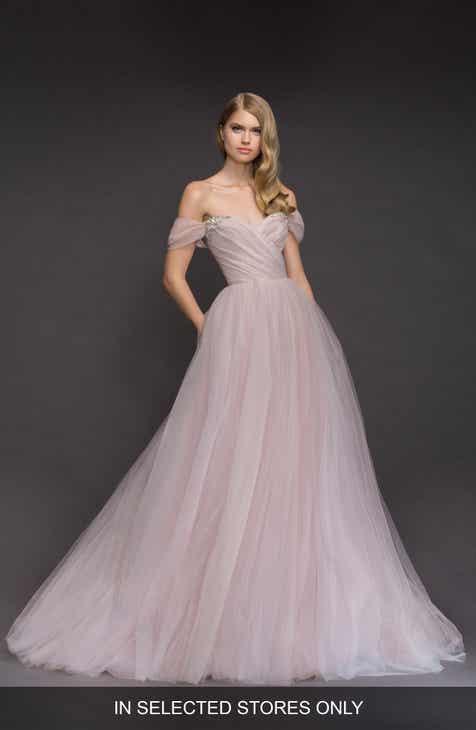 blush dresses nordstrom