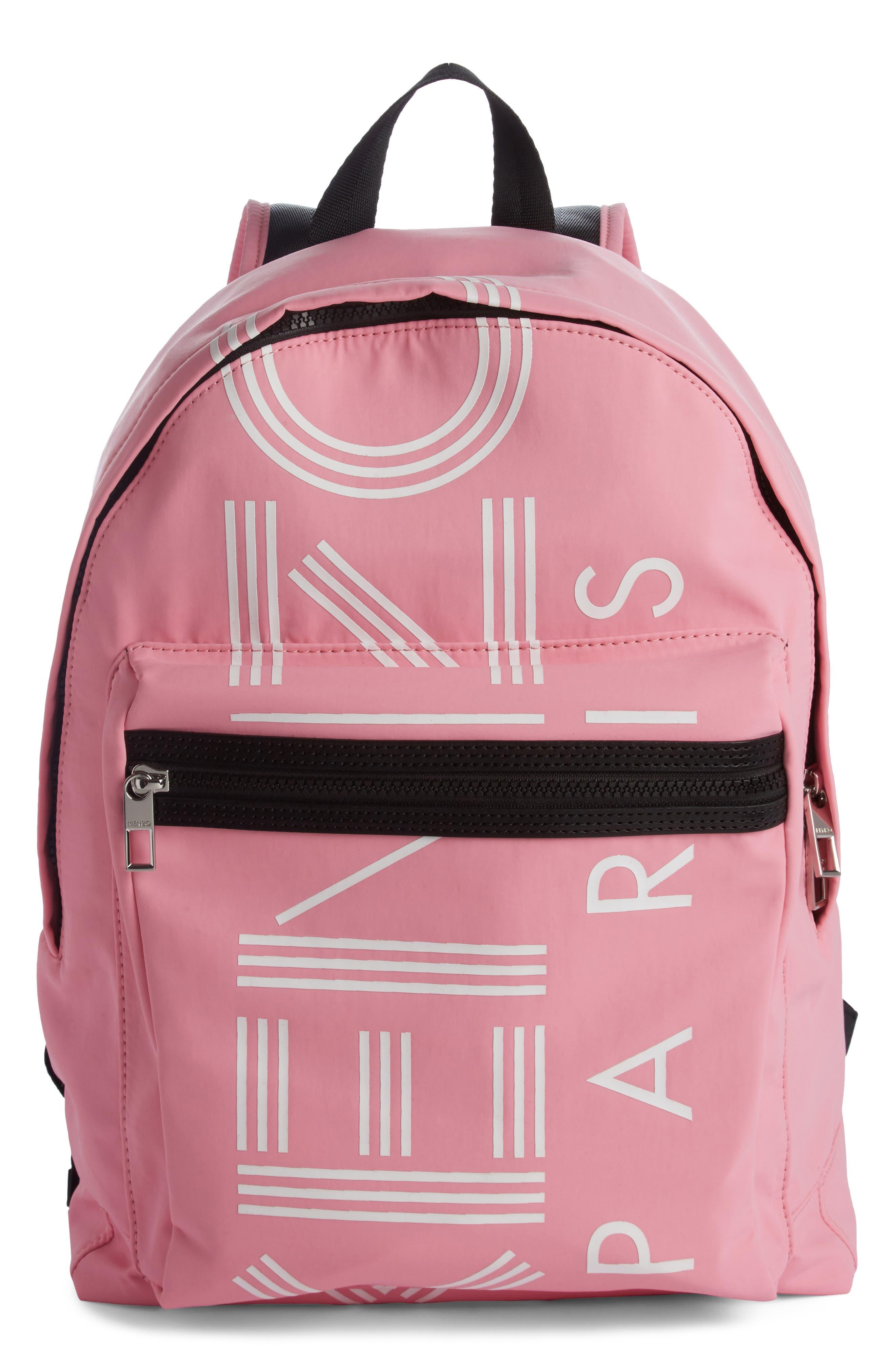 Alternate Image 1 Selected - KENZO Sport Logo Nylon Backpack