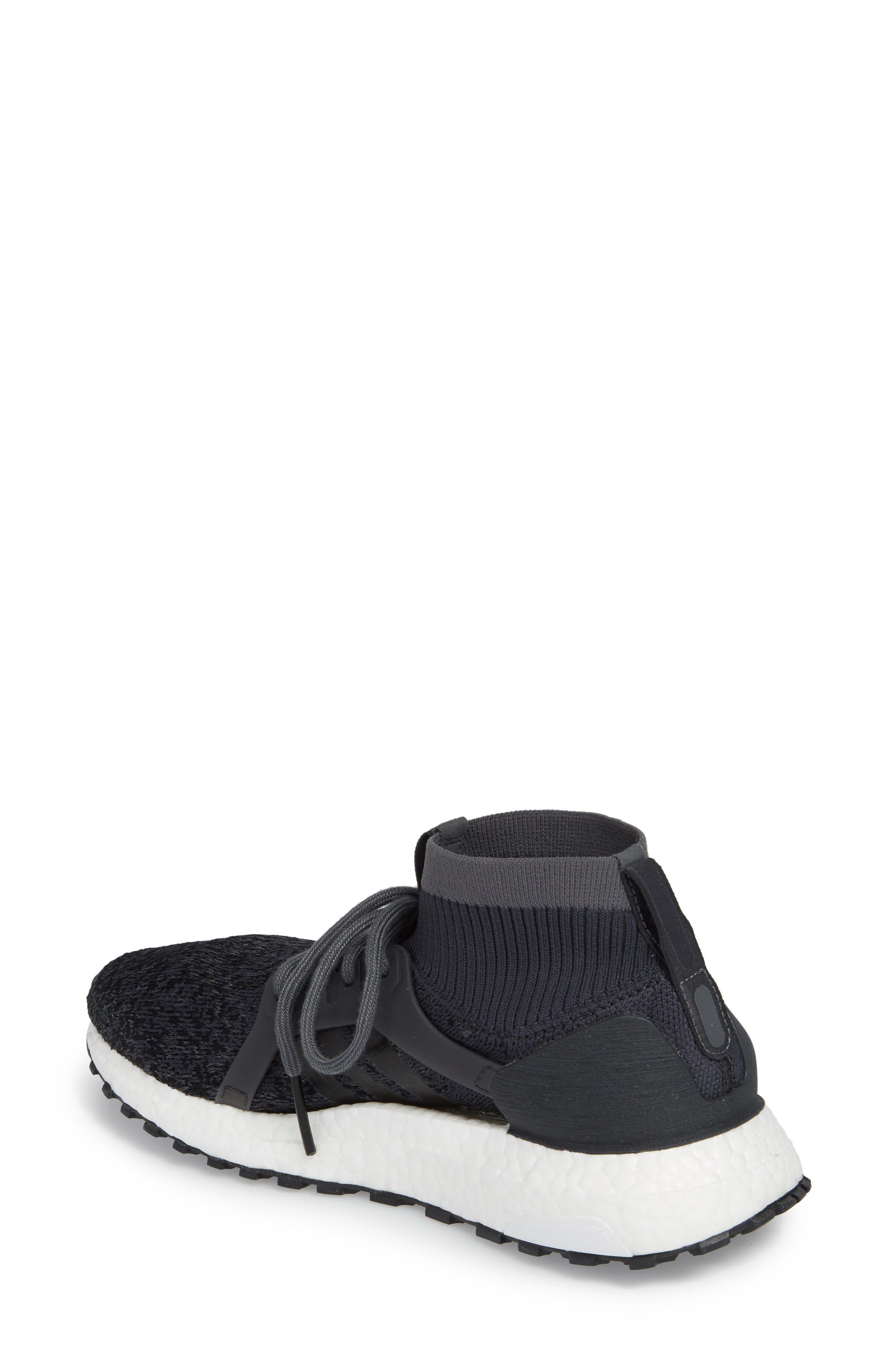 Alternate Image 2  - adidas UltraBoost X All Terrain Water Resistant Running Shoe (Women)