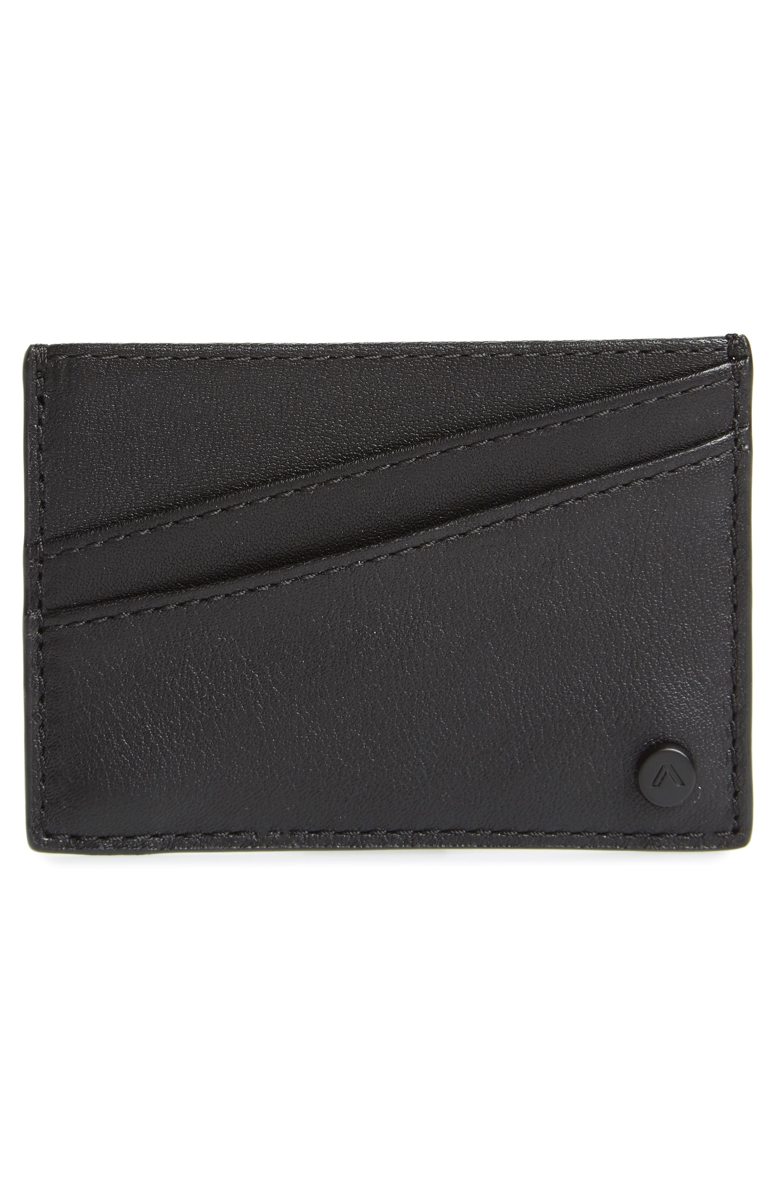 Alternate Image 2  - STATE Bags Parkville Monaco Leather Card Case