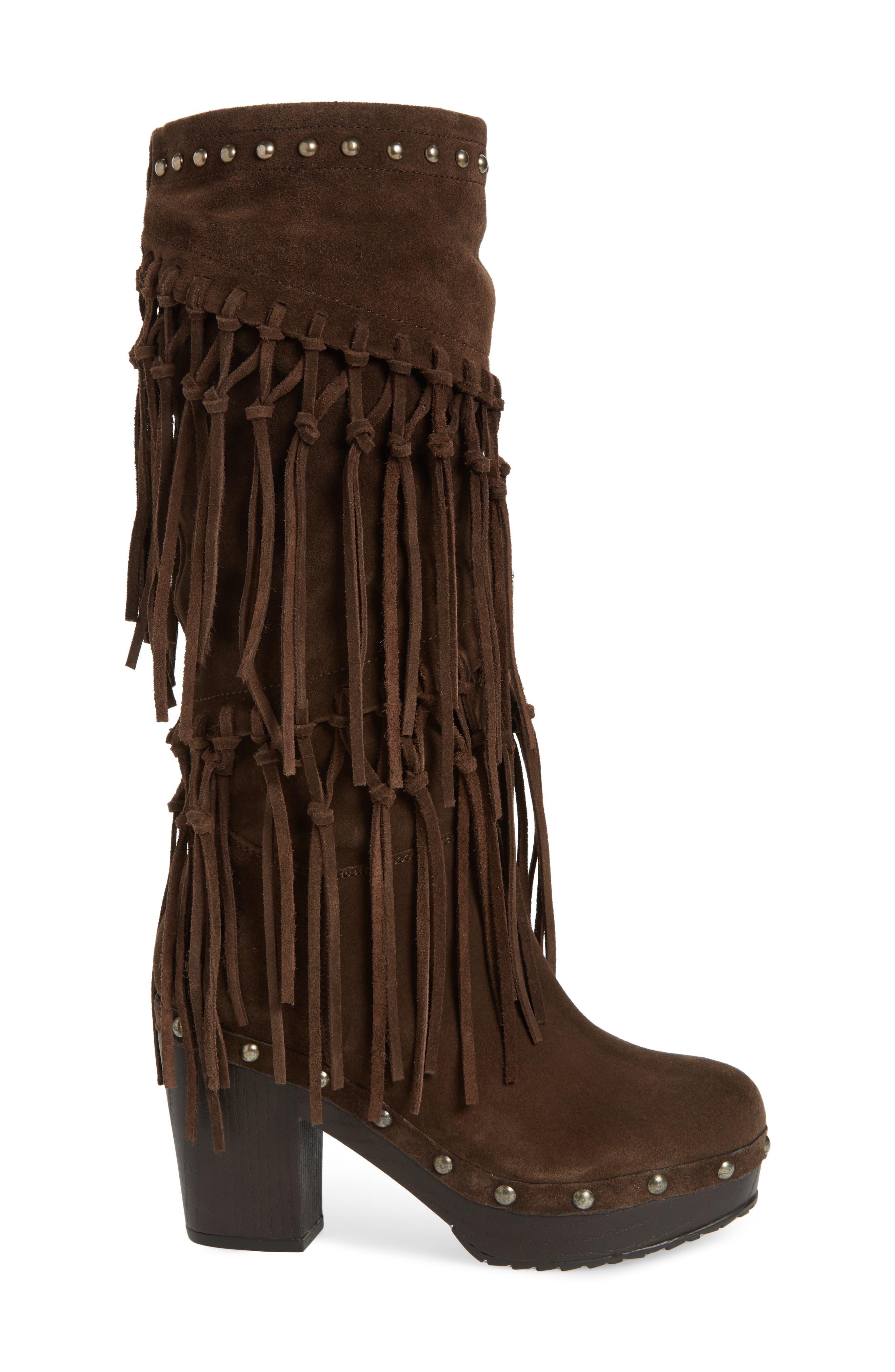 Alternate Image 3  - Ariat Music Row Fringe Boot (Women)
