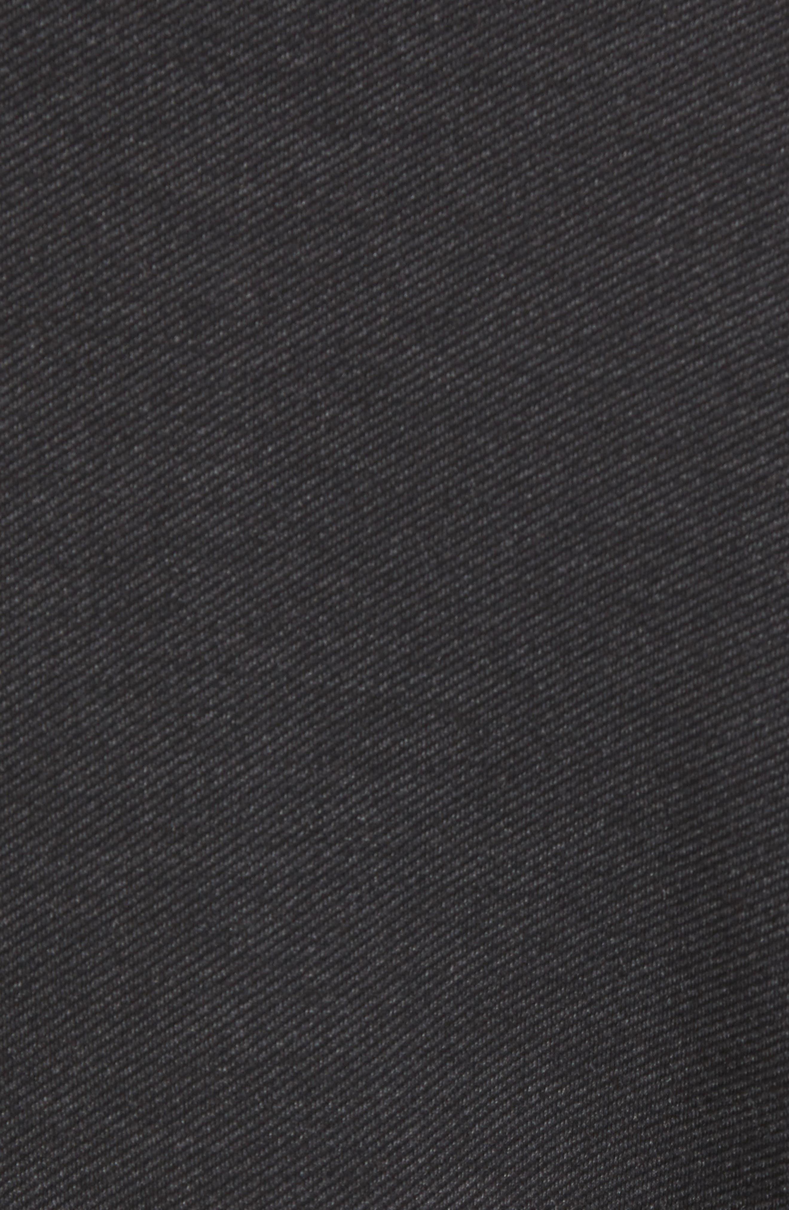Bomber Jacket,                             Alternate thumbnail 5, color,                             Dark Melange
