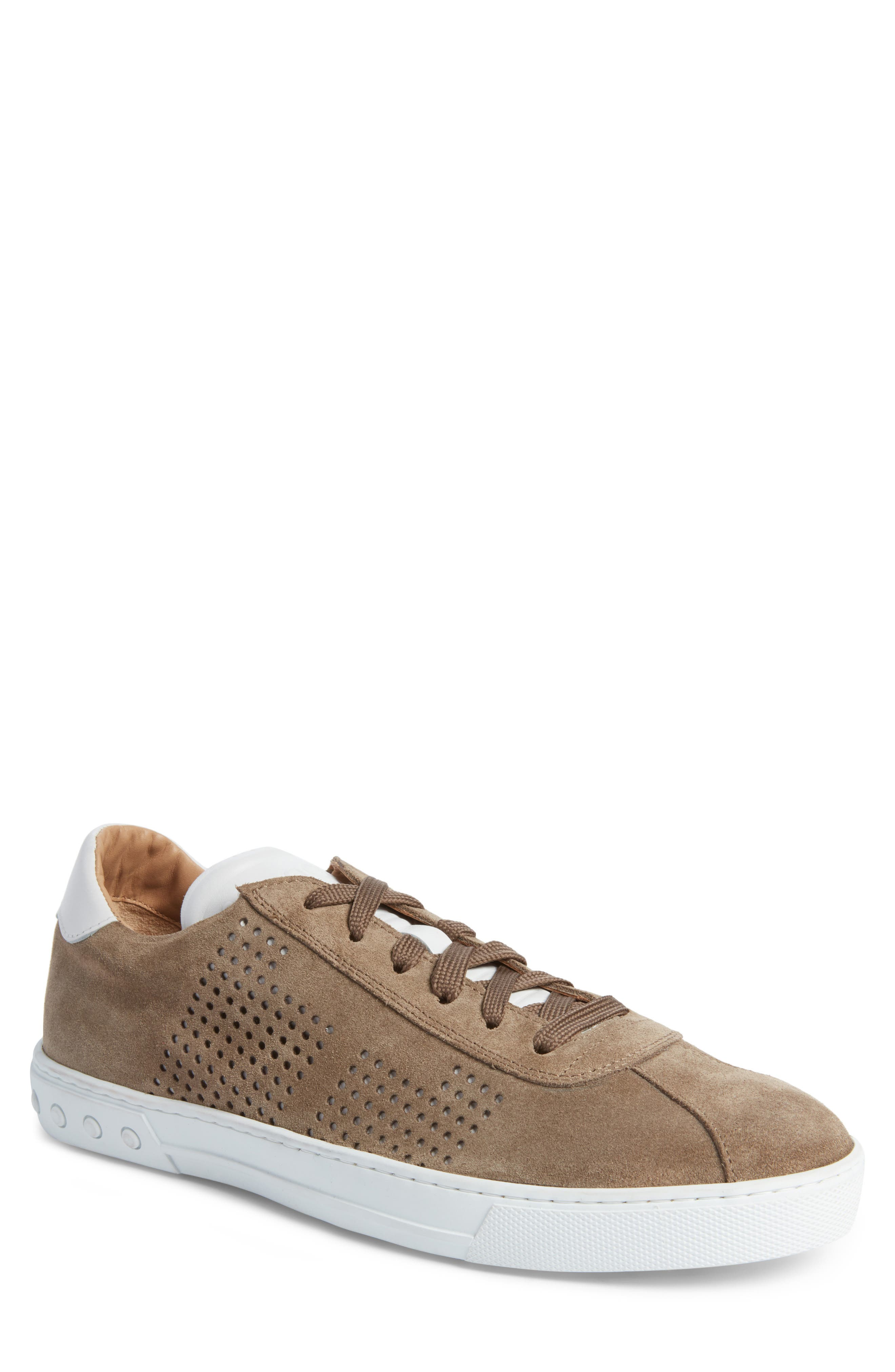 Cassetta Sneaker,                         Main,                         color, Taupe