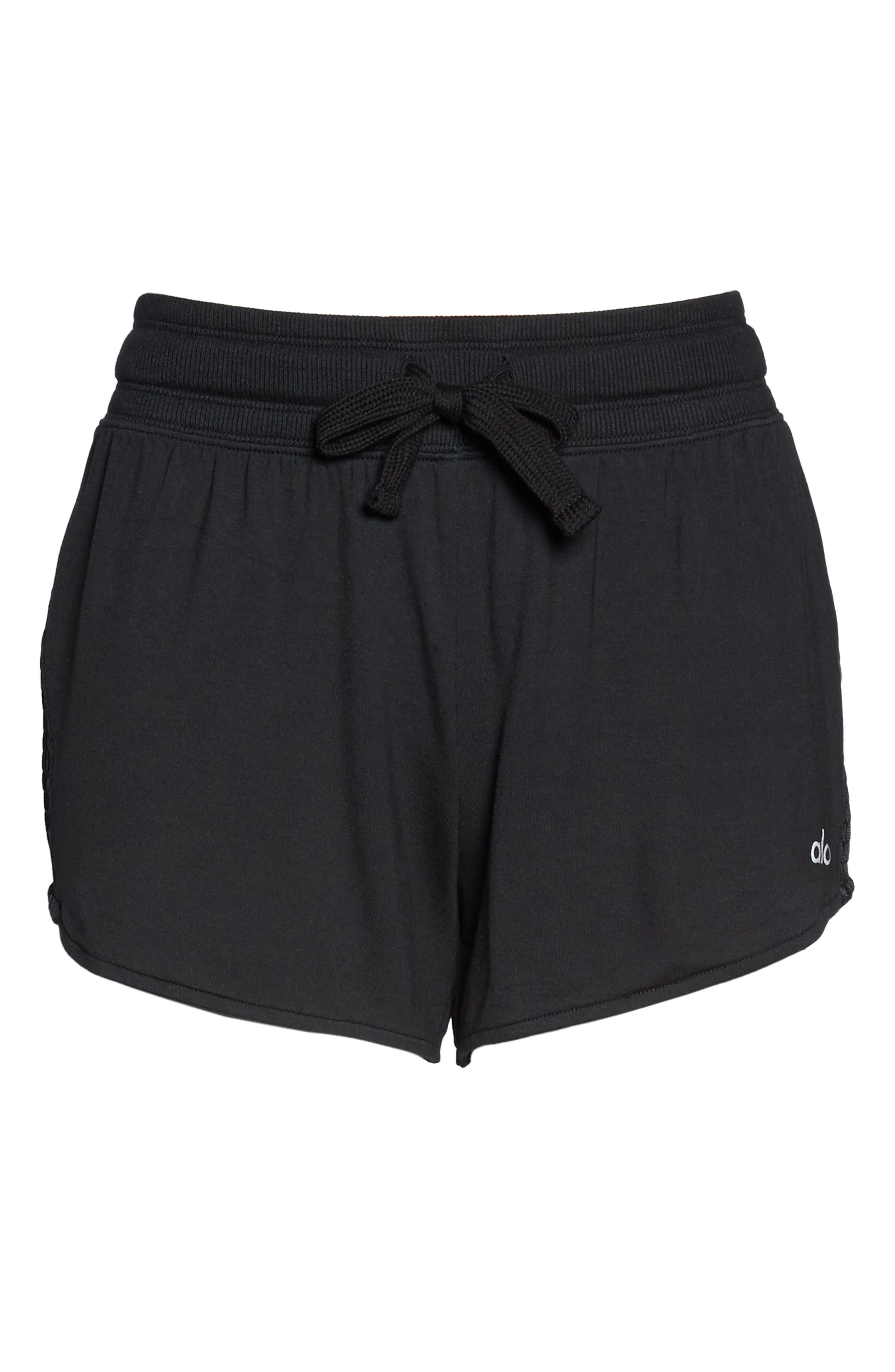 Shade Shorts,                             Alternate thumbnail 7, color,                             Black