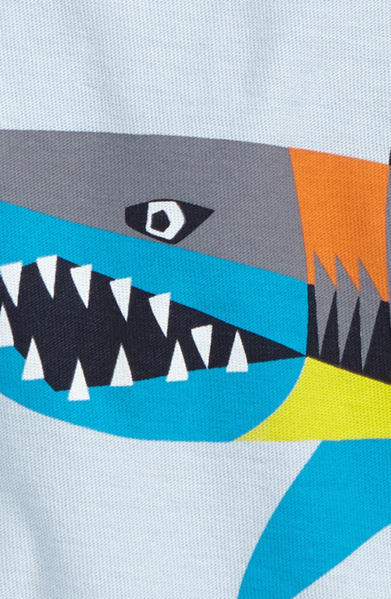 Alternate Image 2  - Tea Collection Chomper T-Shirt (Baby Boys)